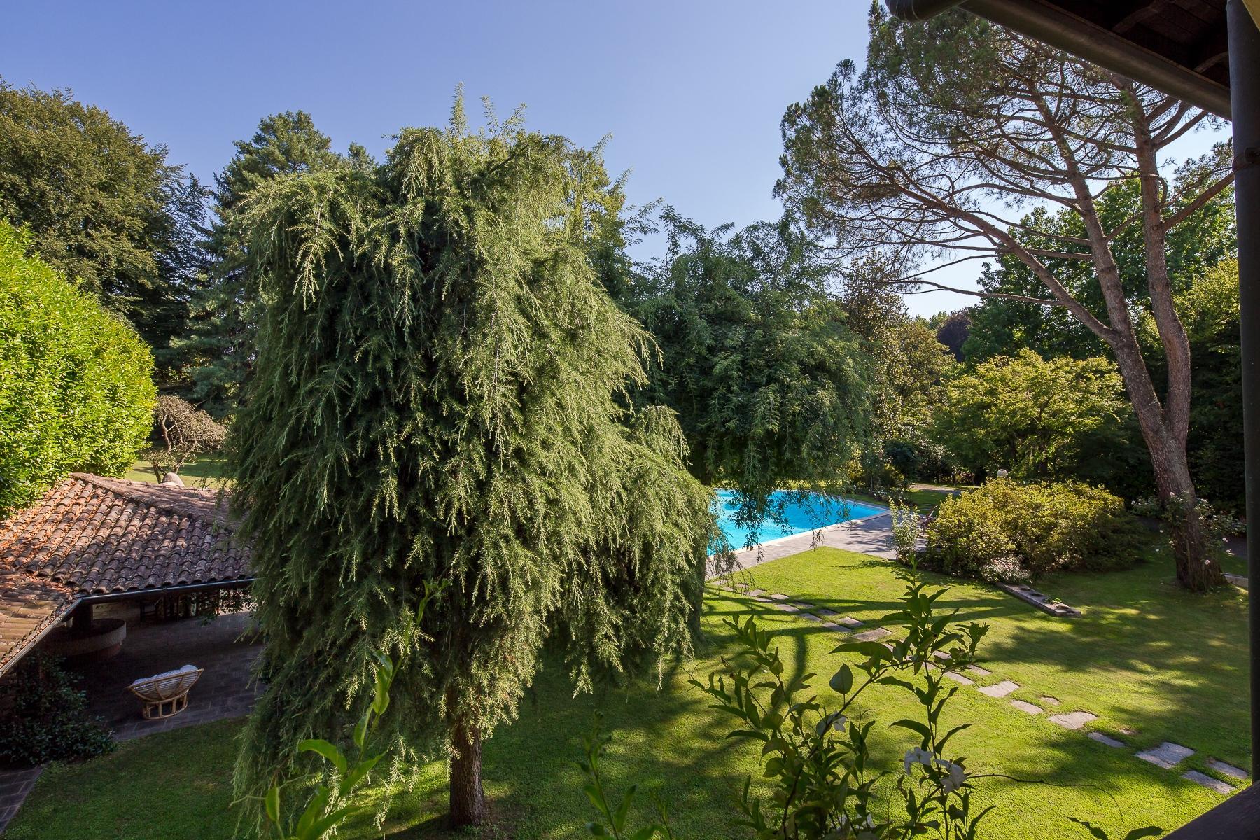 位于Ticino河岸边配有游泳池的别墅 - 22