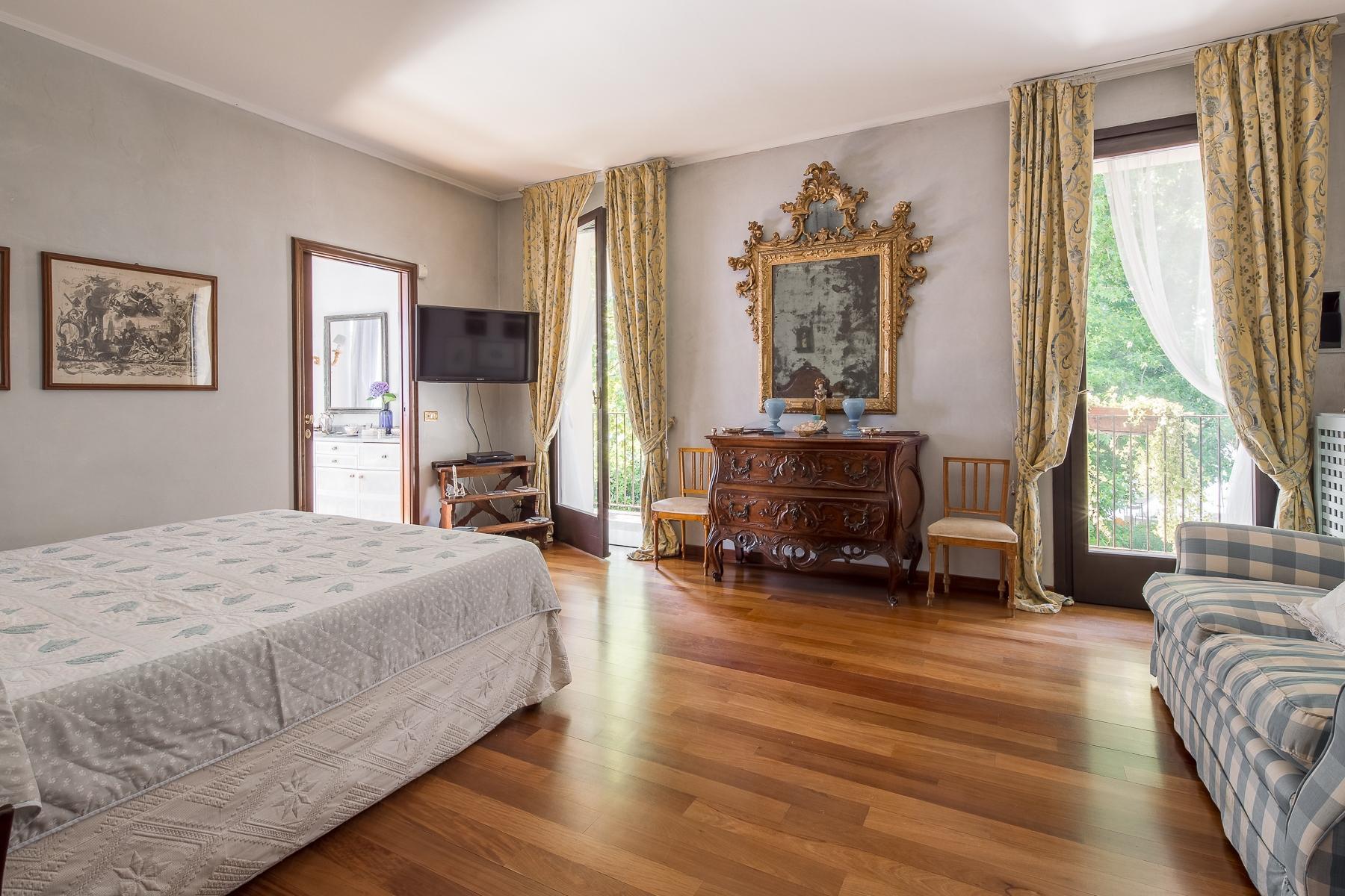 位于Ticino河岸边配有游泳池的别墅 - 23