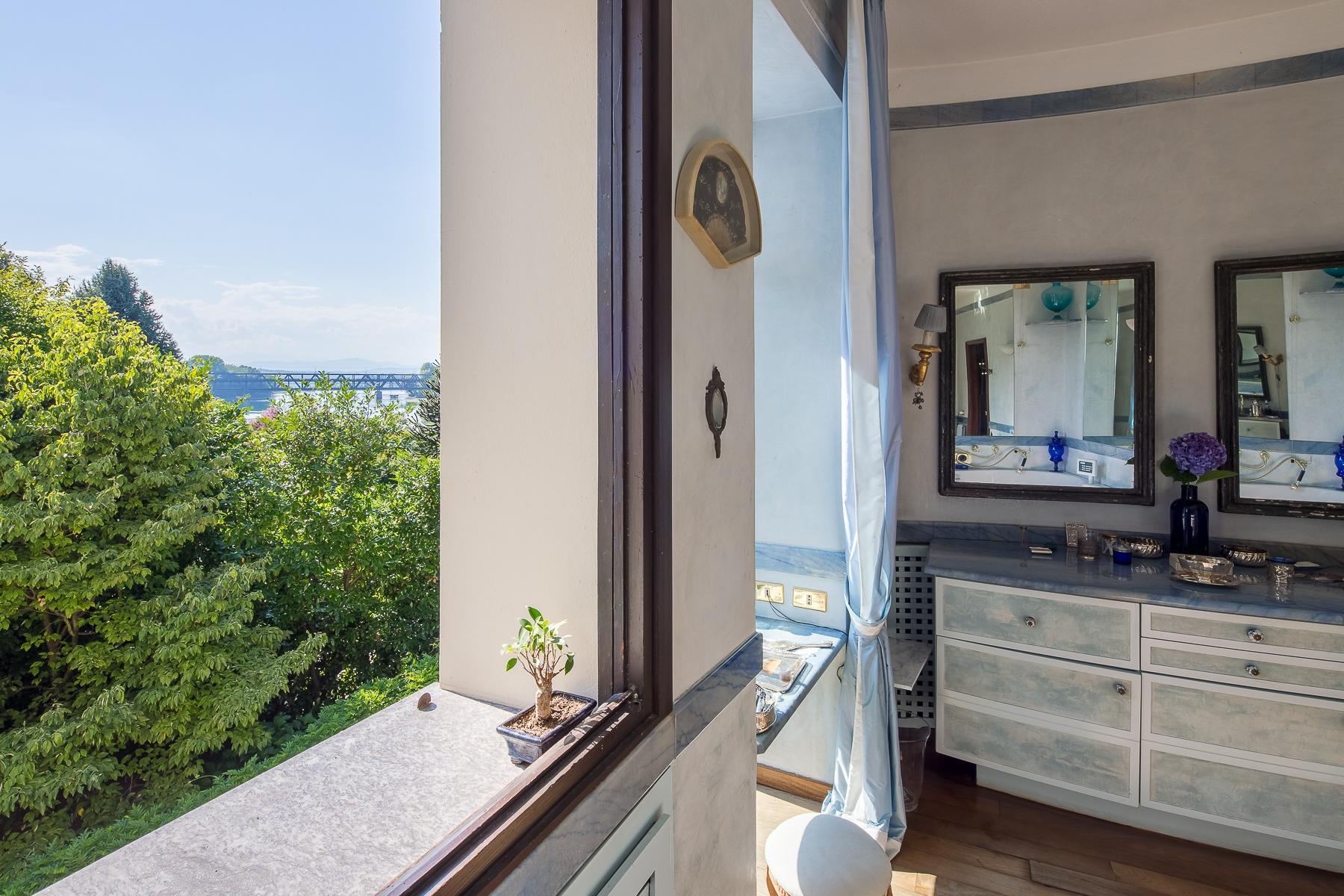 位于Ticino河岸边配有游泳池的别墅 - 25