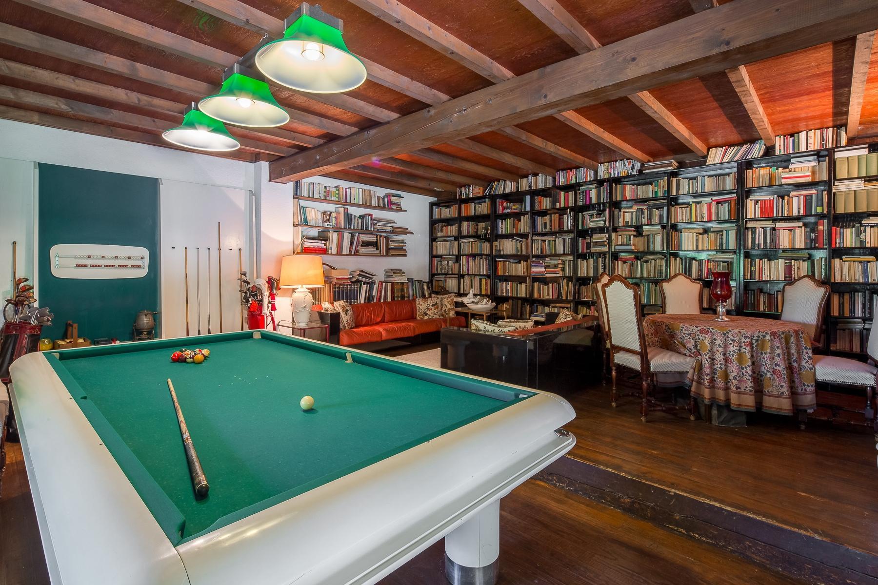 位于Ticino河岸边配有游泳池的别墅 - 29