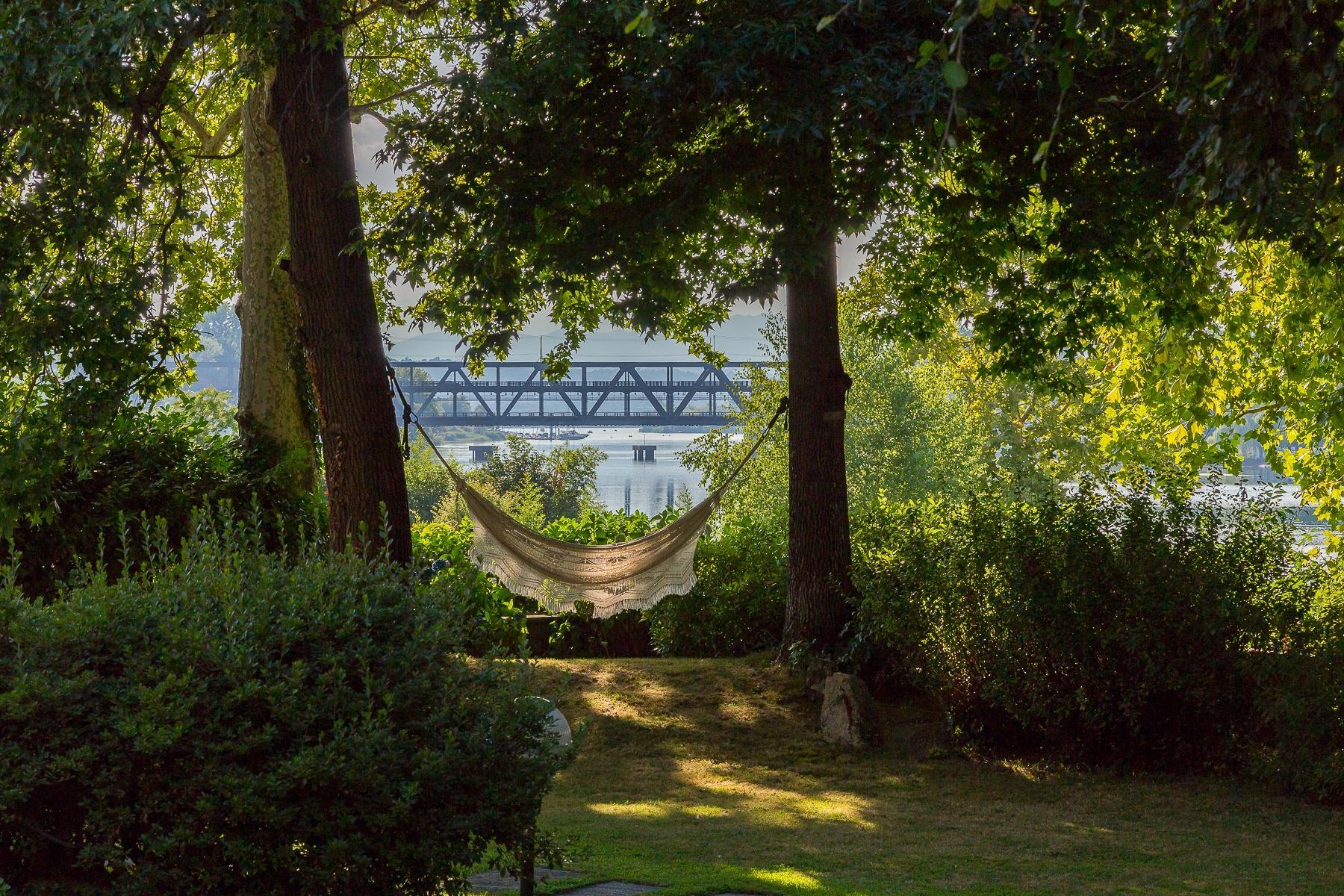 位于Ticino河岸边配有游泳池的别墅 - 30