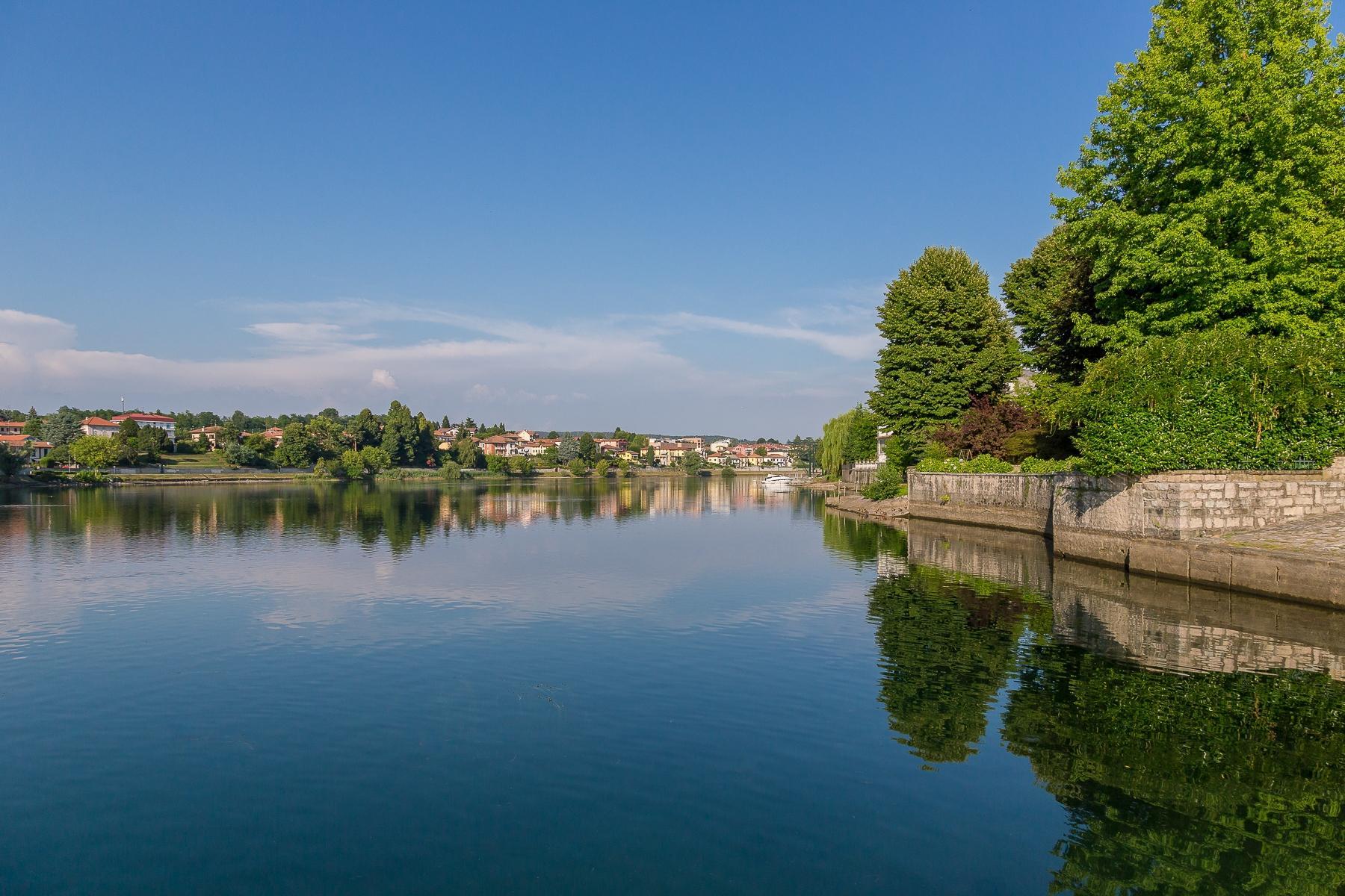 位于Ticino河岸边配有游泳池的别墅 - 31