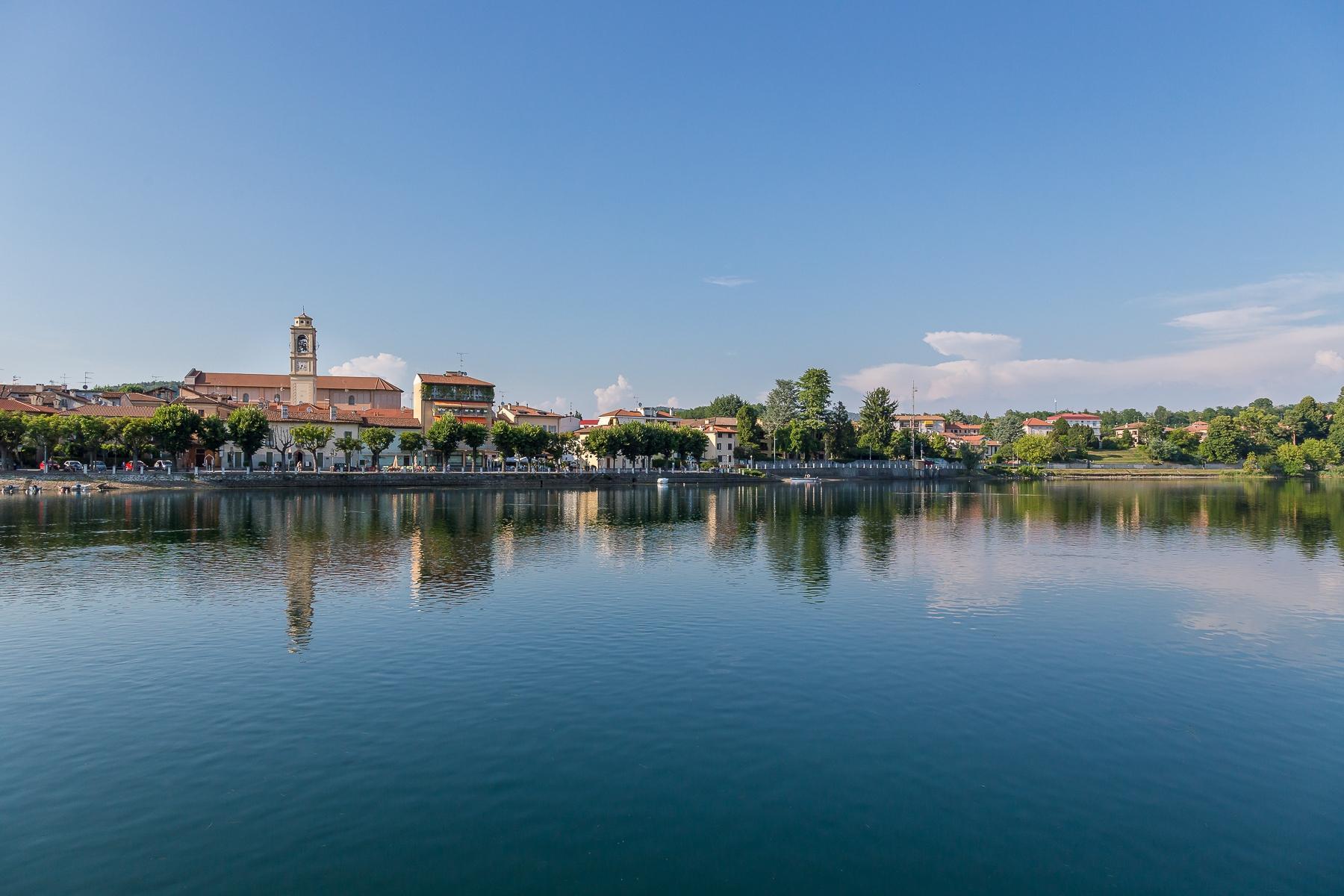 位于Ticino河岸边配有游泳池的别墅 - 32