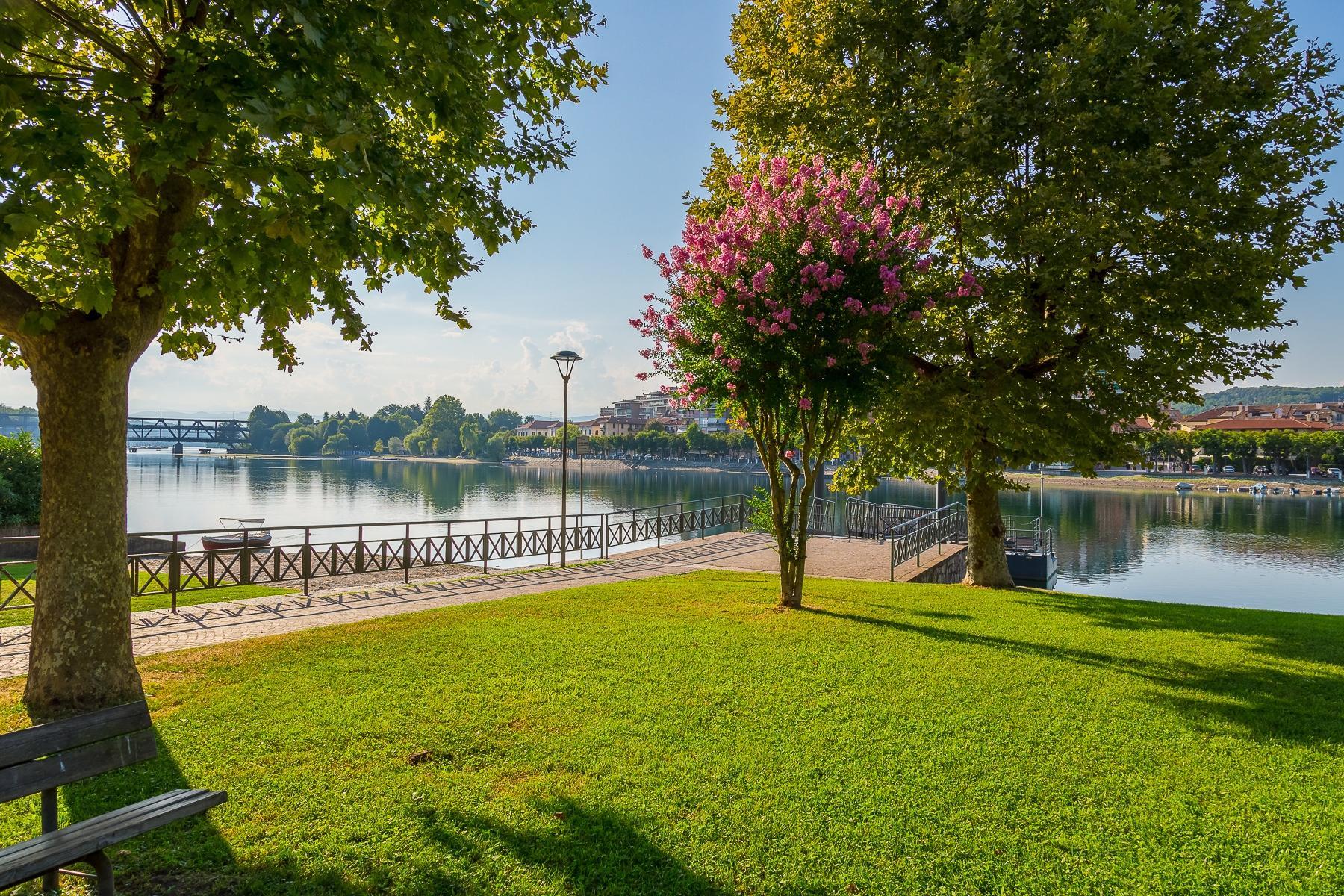 位于Ticino河岸边配有游泳池的别墅 - 34