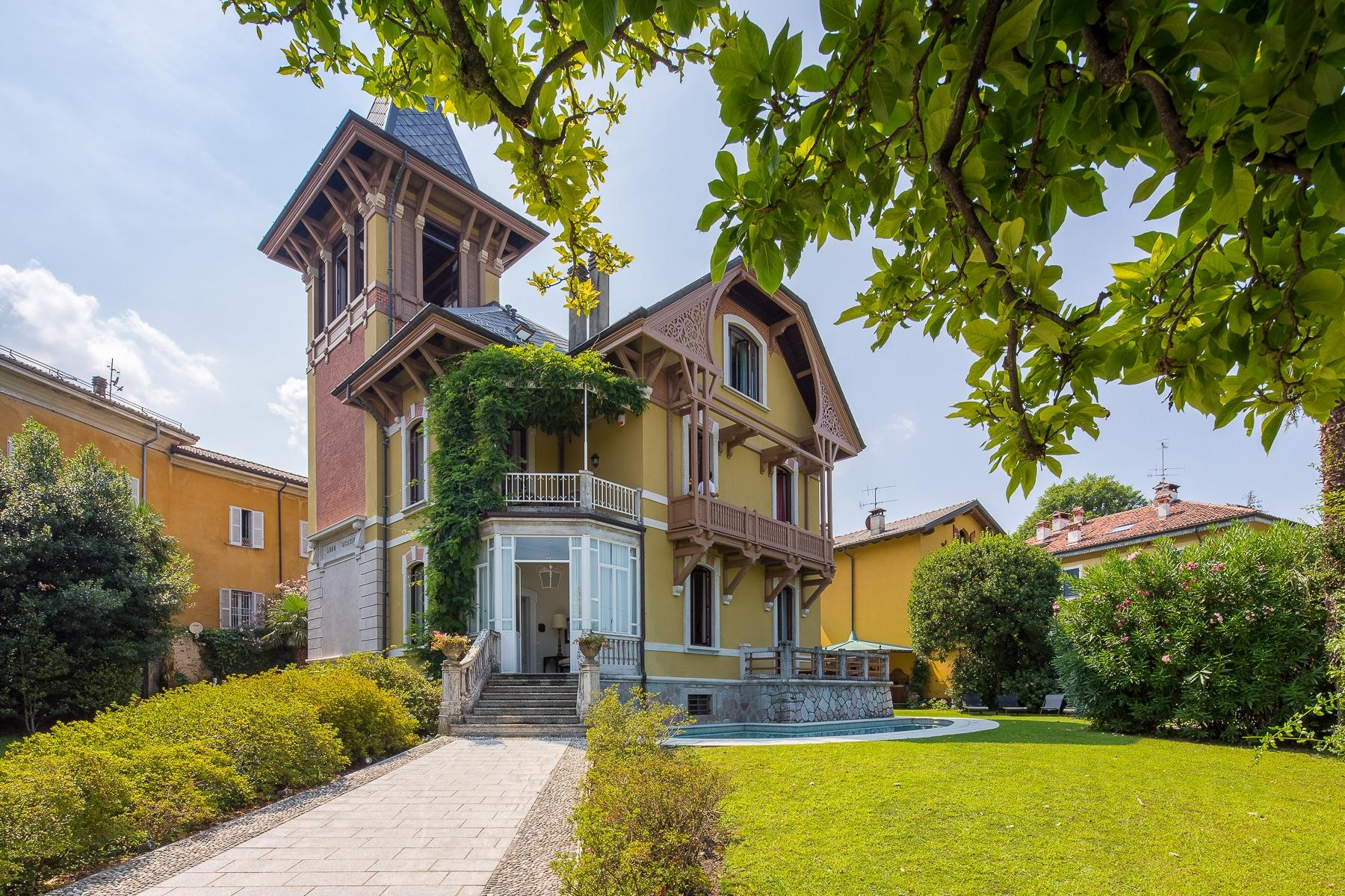 Liberty villa on the shores of Lake Maggiore - 4