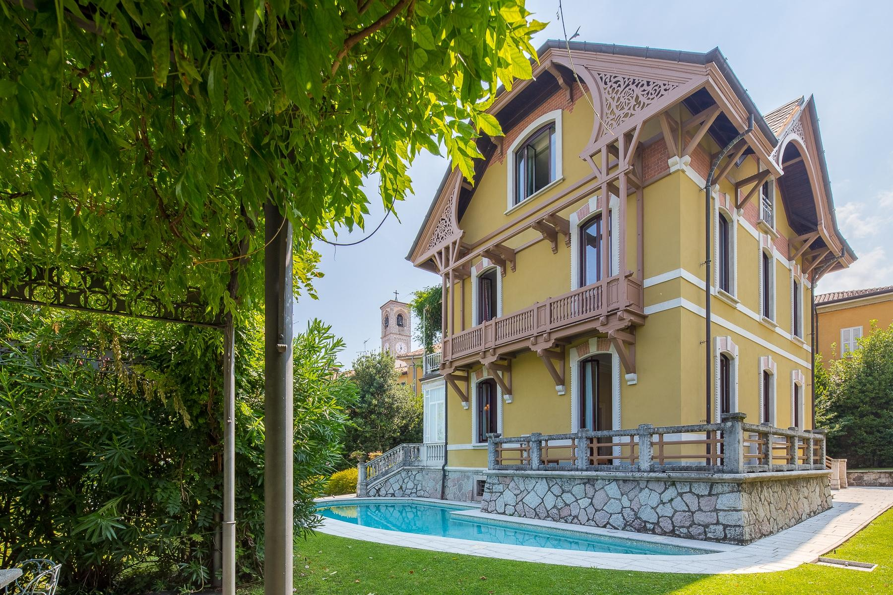 Liberty villa on the shores of Lake Maggiore - 7