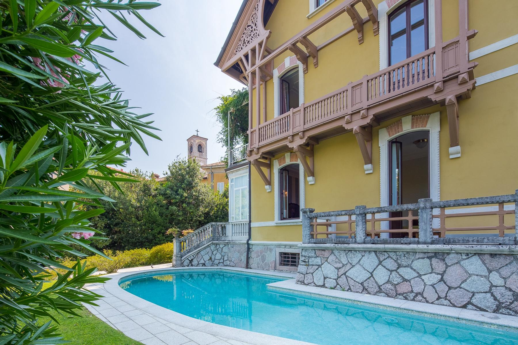 Liberty villa on the shores of Lake Maggiore - 8