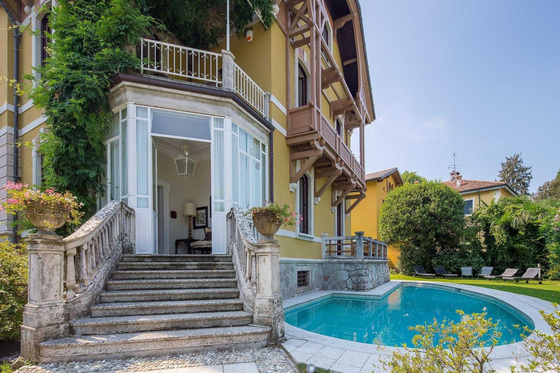 Liberty villa on the shores of Lake Maggiore - 3