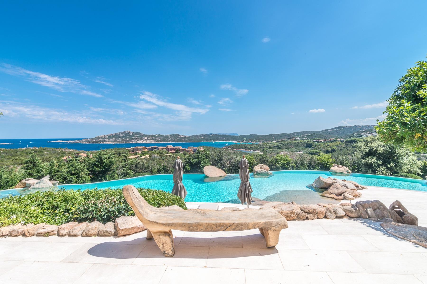 Magnificent villa in the centre of Porto Cervo - 1