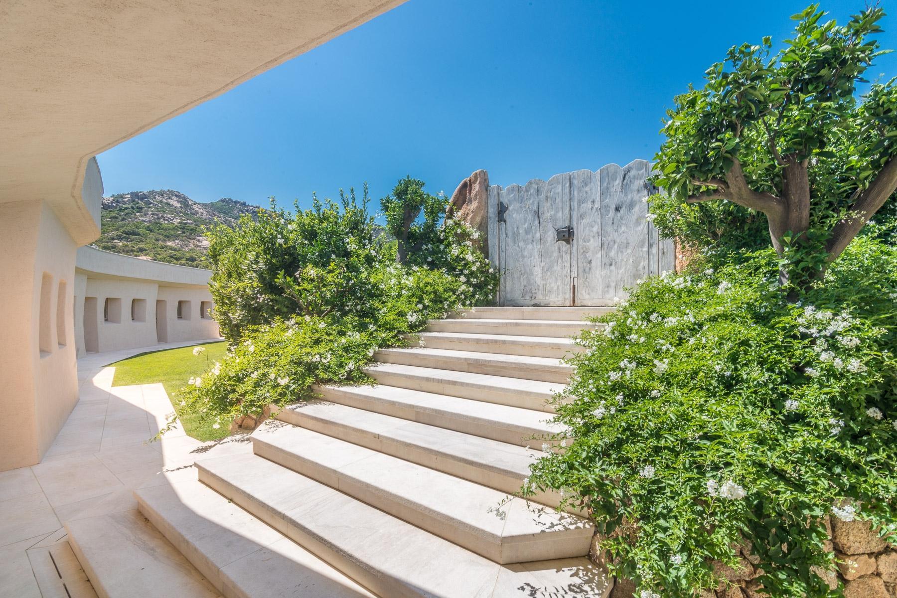 位于Porto Cervo中心的绝美别墅 - 3