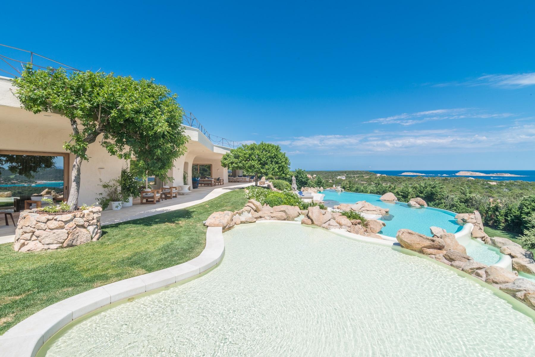 Magnificent villa in the centre of Porto Cervo - 19