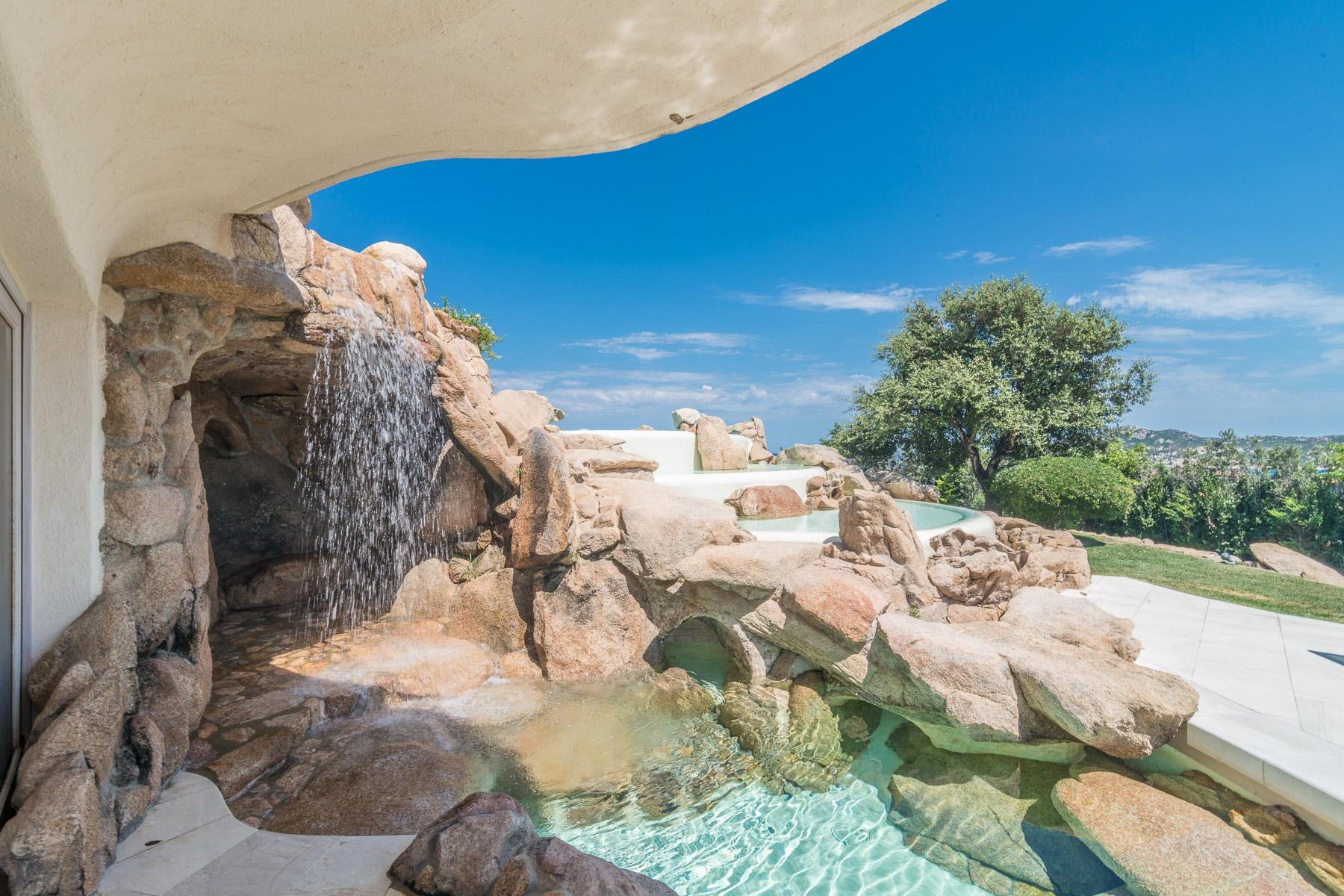 Magnificent villa in the centre of Porto Cervo - 17