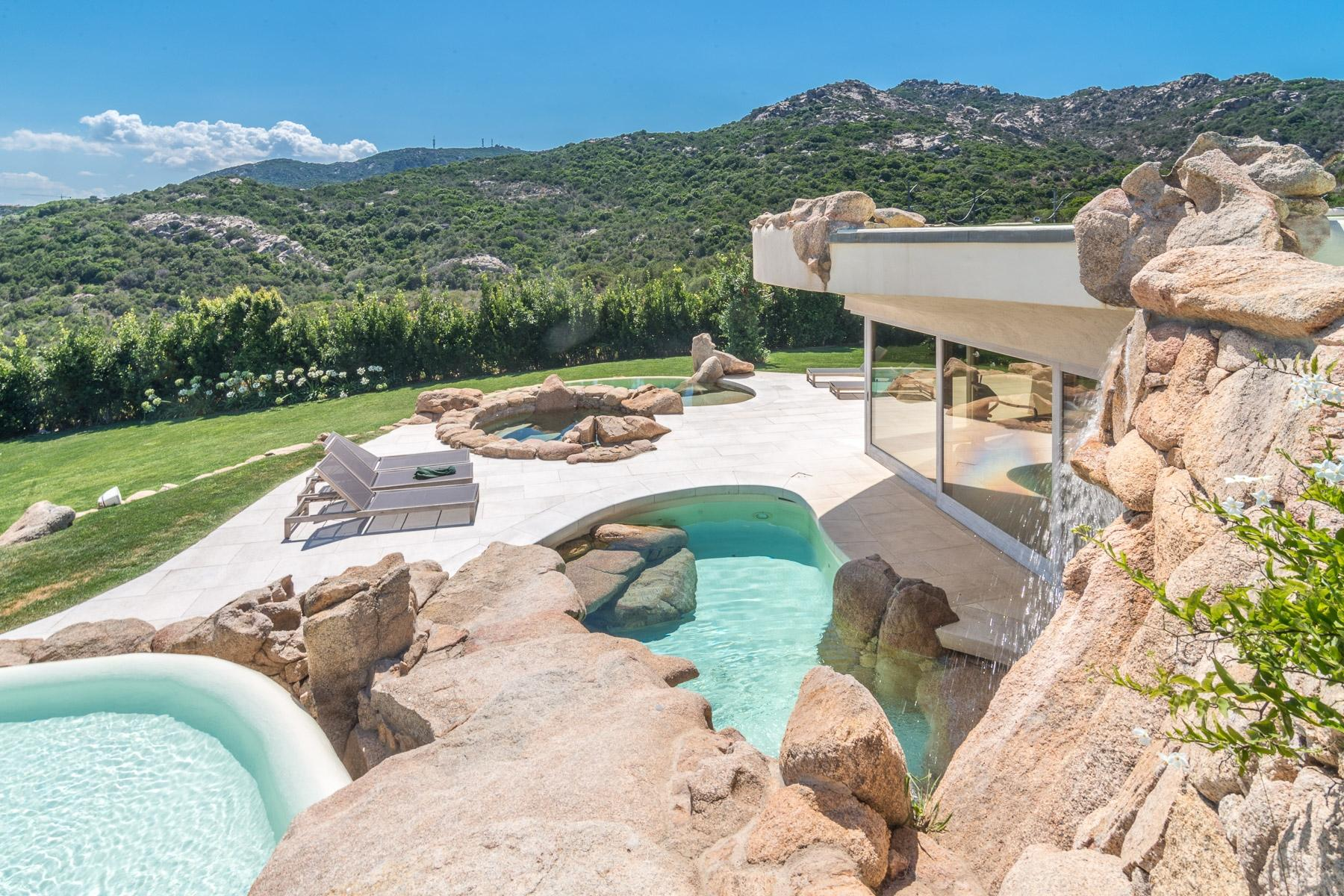 Magnificent villa in the centre of Porto Cervo - 20