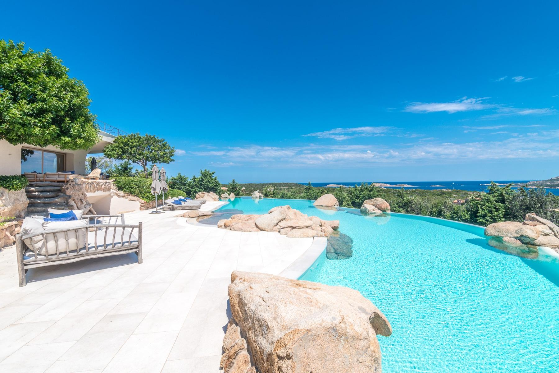 Magnificent villa in the centre of Porto Cervo - 21