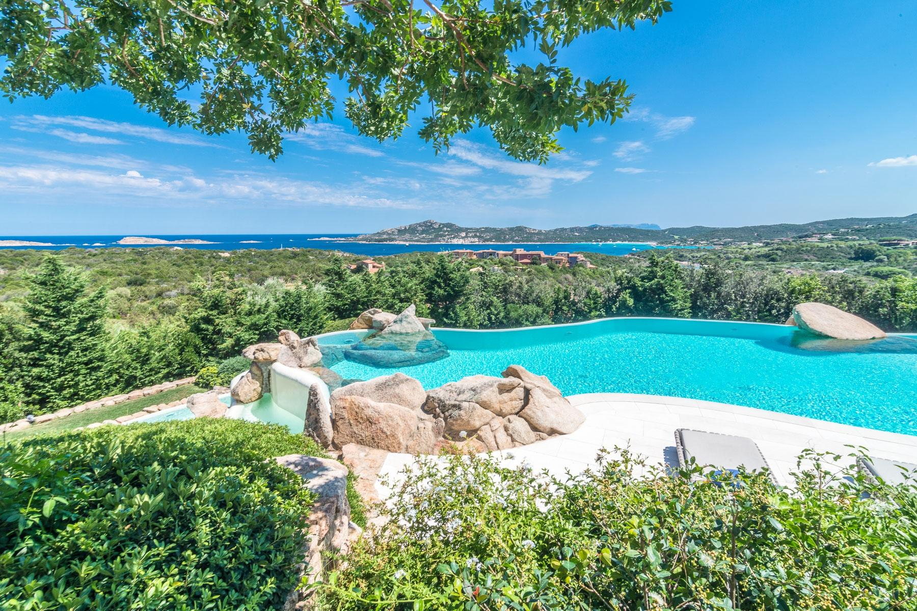 Magnificent villa in the centre of Porto Cervo - 22