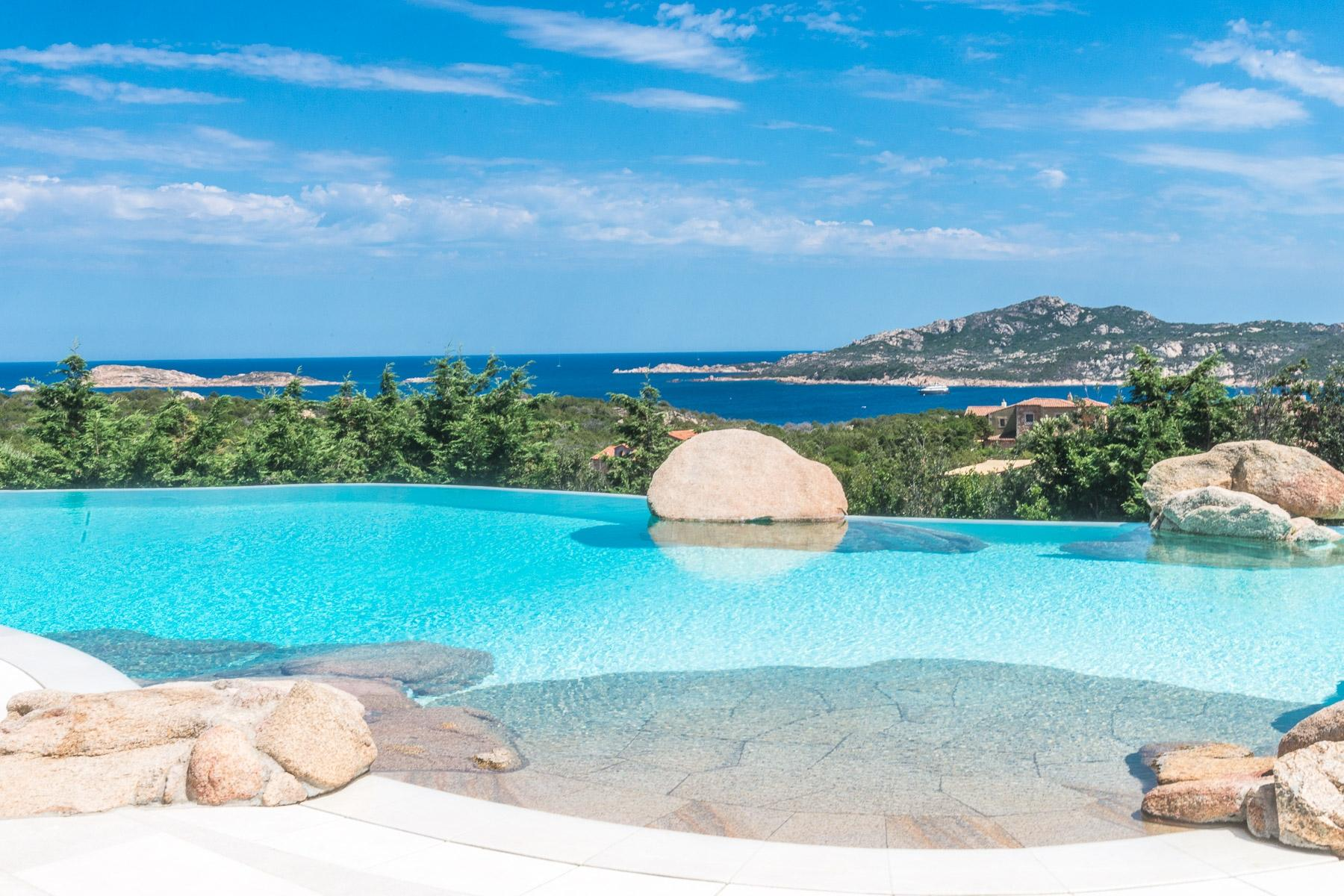 Magnificent villa in the centre of Porto Cervo - 23