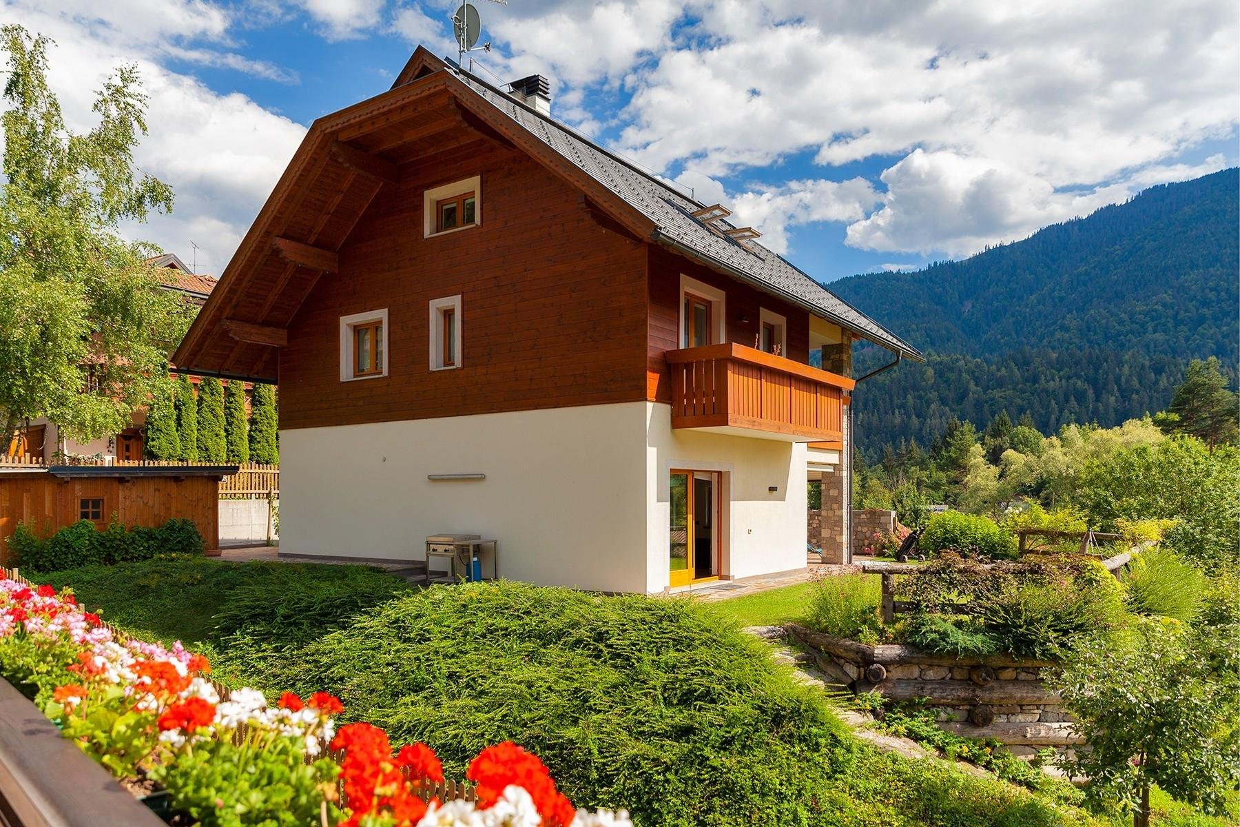 Beautiful chalet with breath-taking view of the Julian Alps - 1