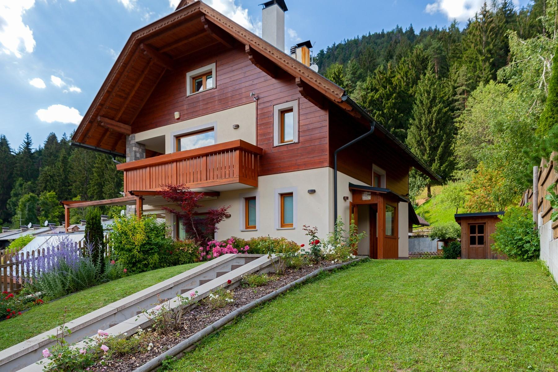 Beautiful chalet with breath-taking view of the Julian Alps - 9