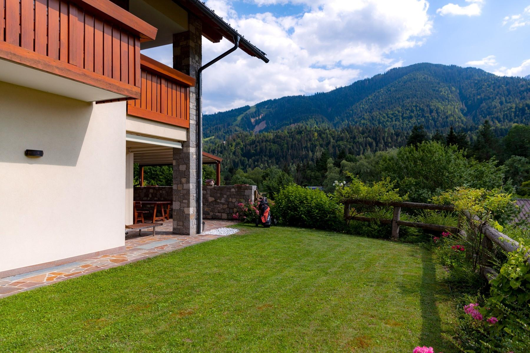 Beautiful chalet with breath-taking view of the Julian Alps - 28