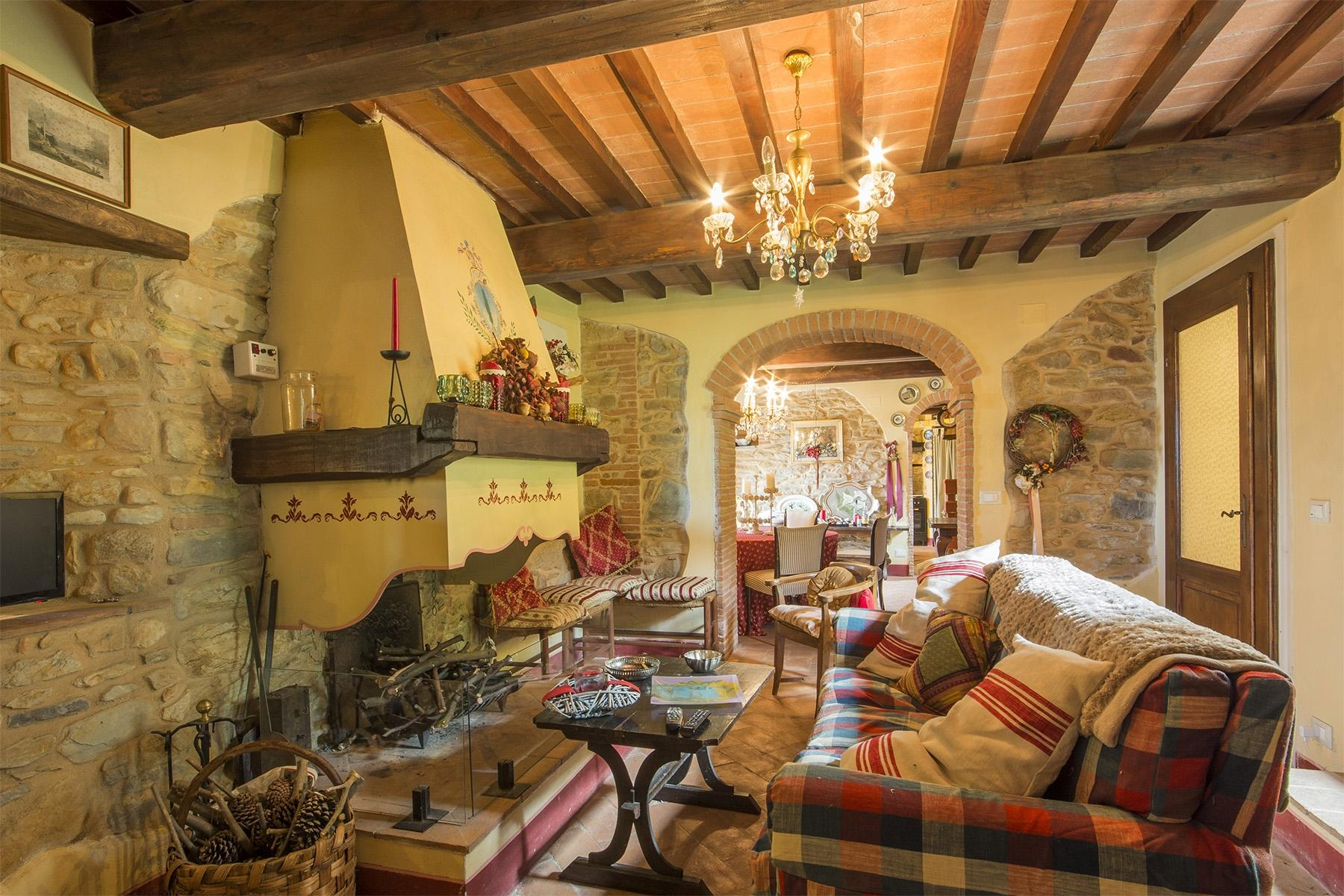 Wunderschönes Bauernhaus auf den Hügeln von Pisa - 4