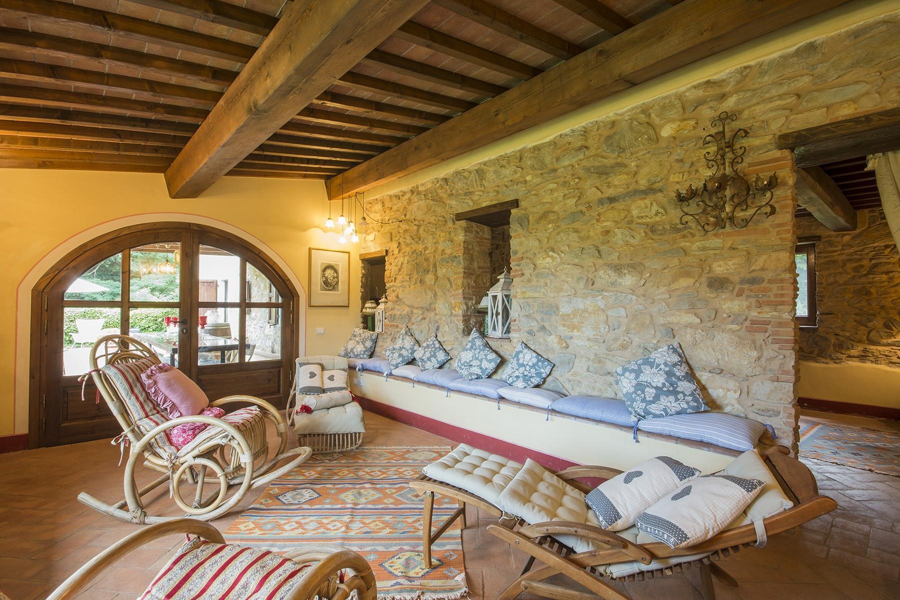 Wunderschönes Bauernhaus auf den Hügeln von Pisa - 7