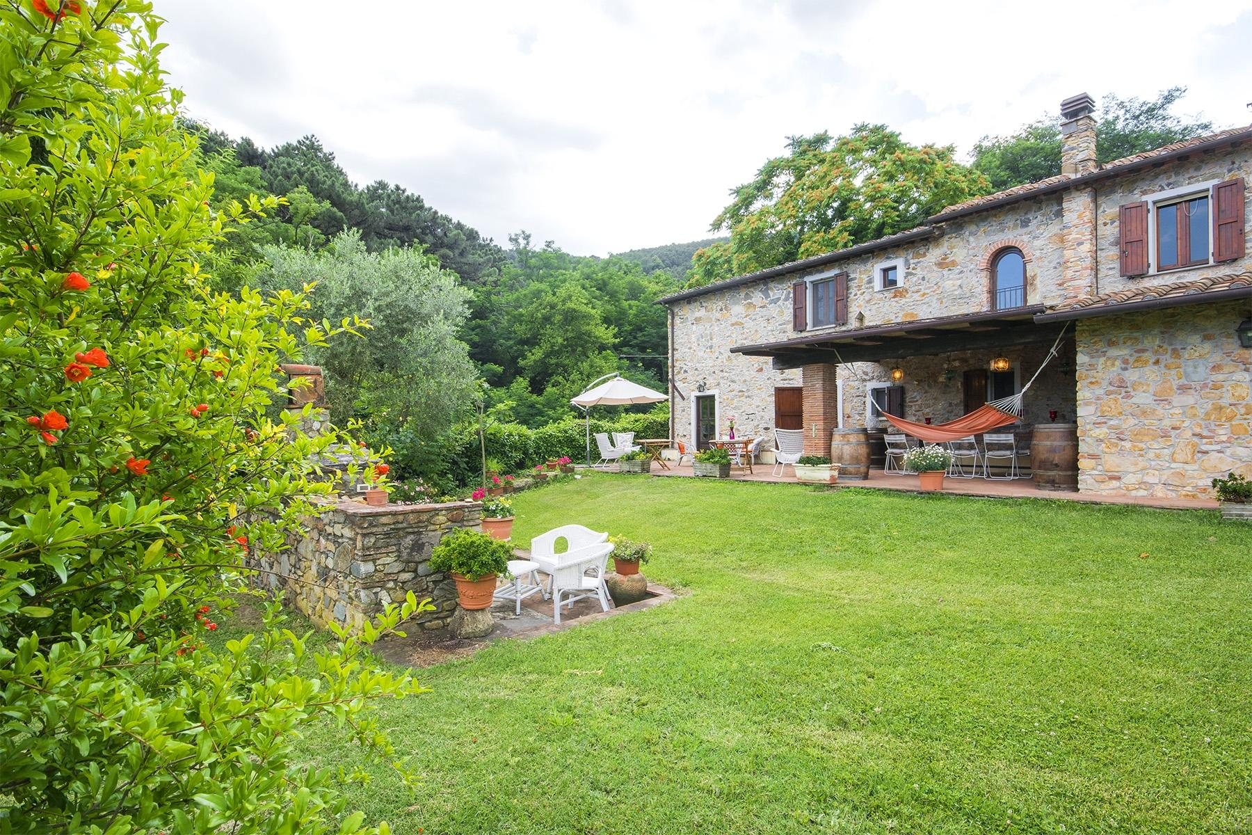 Superb property on the hills of Pisa - 2