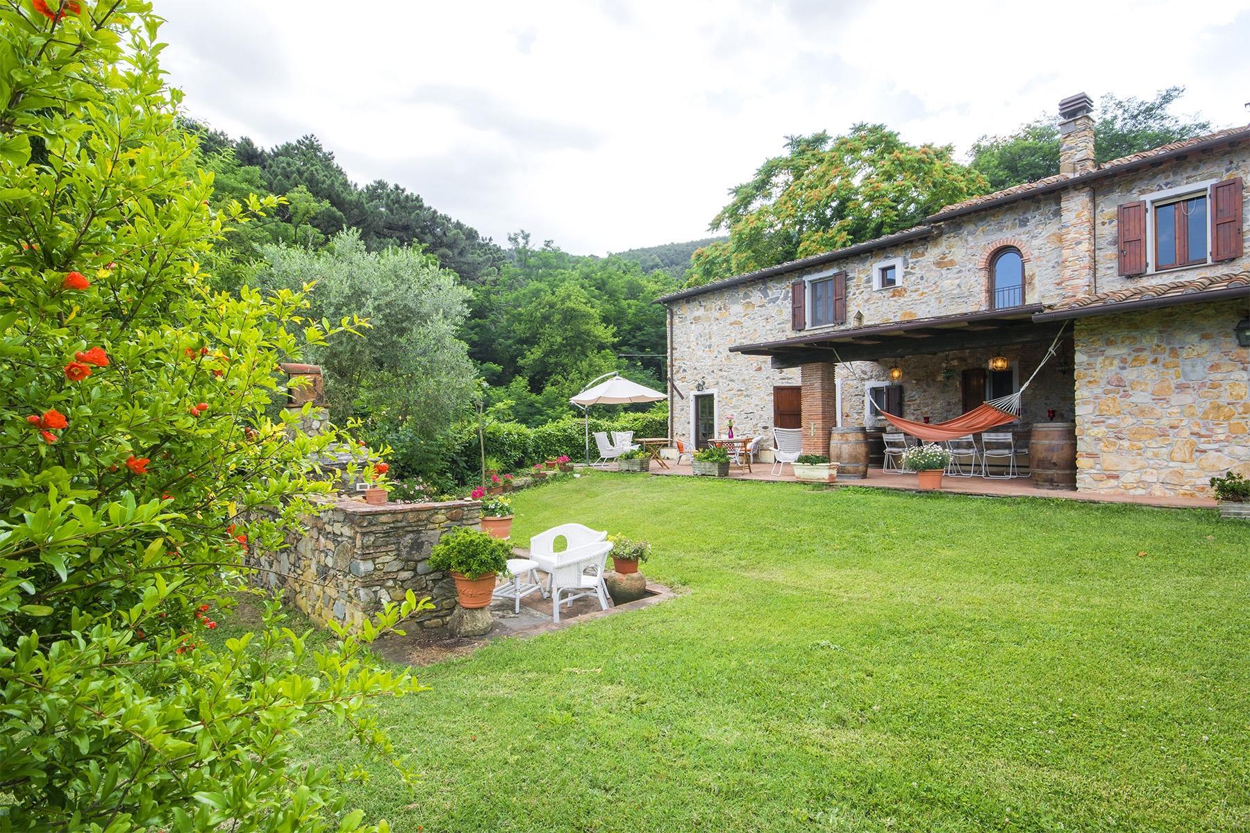 Wunderschönes Bauernhaus auf den Hügeln von Pisa - 2