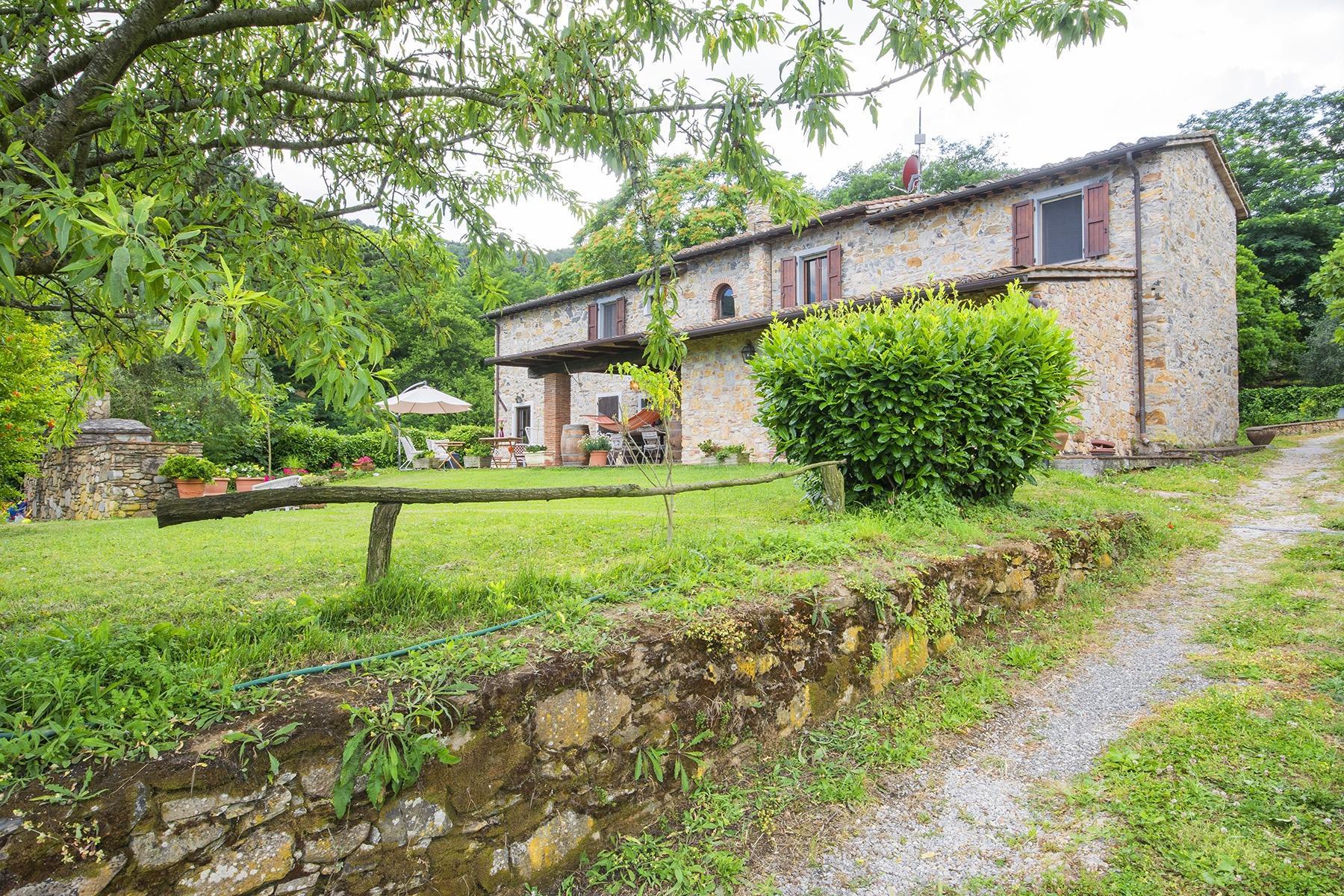 Superb property on the hills of Pisa - 13