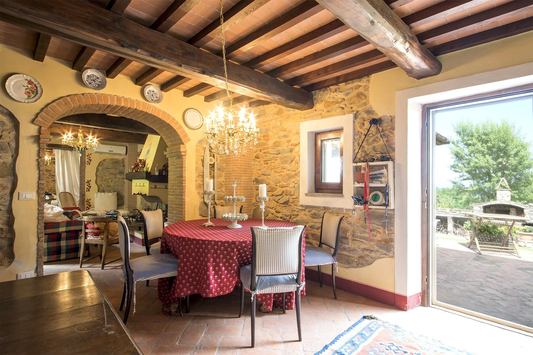 Wunderschönes Bauernhaus auf den Hügeln von Pisa - 6