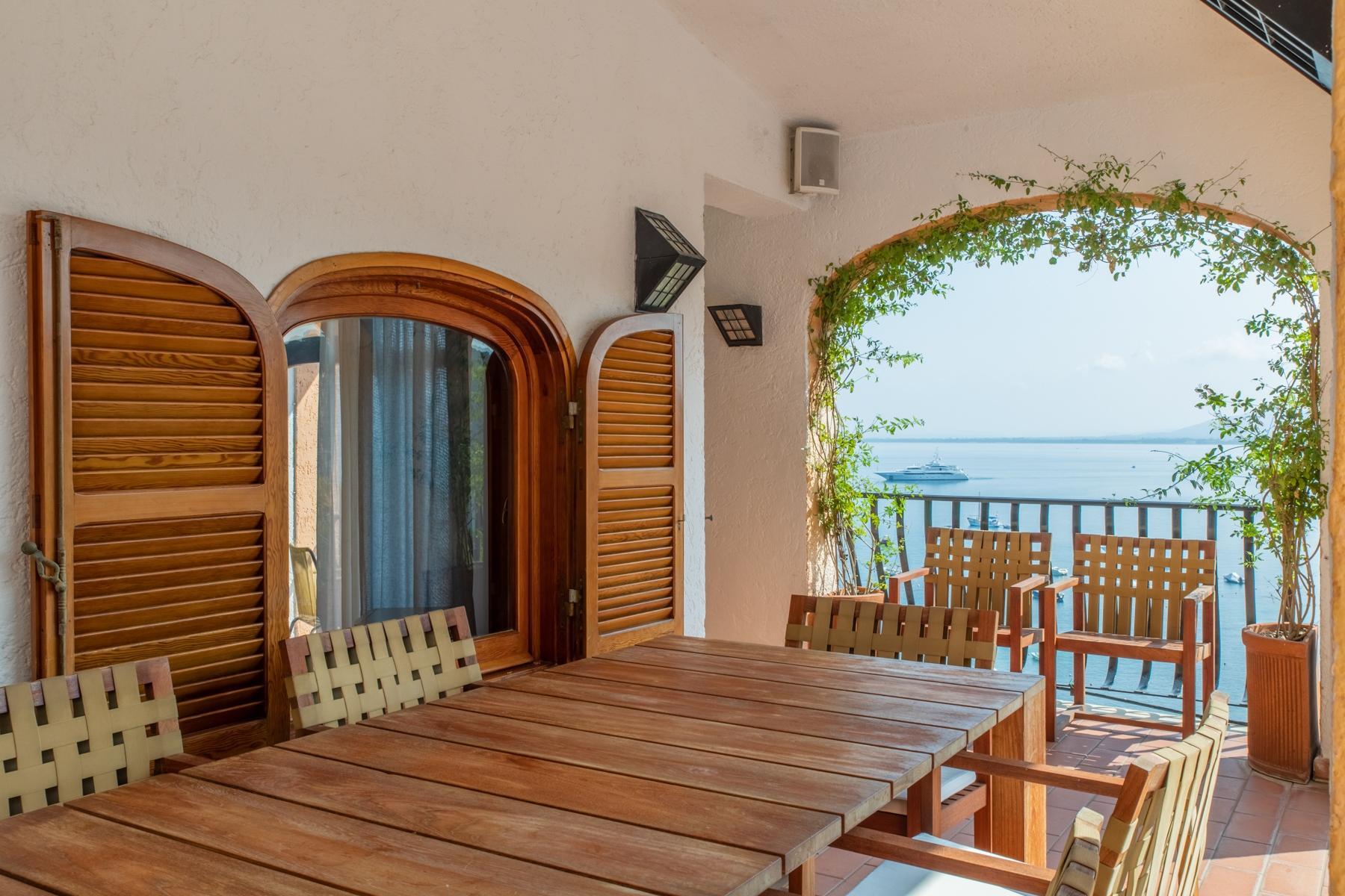 Тосканская вилла с пейзажным бассейном на побережье Монте-Арджентарио, Италия - 3
