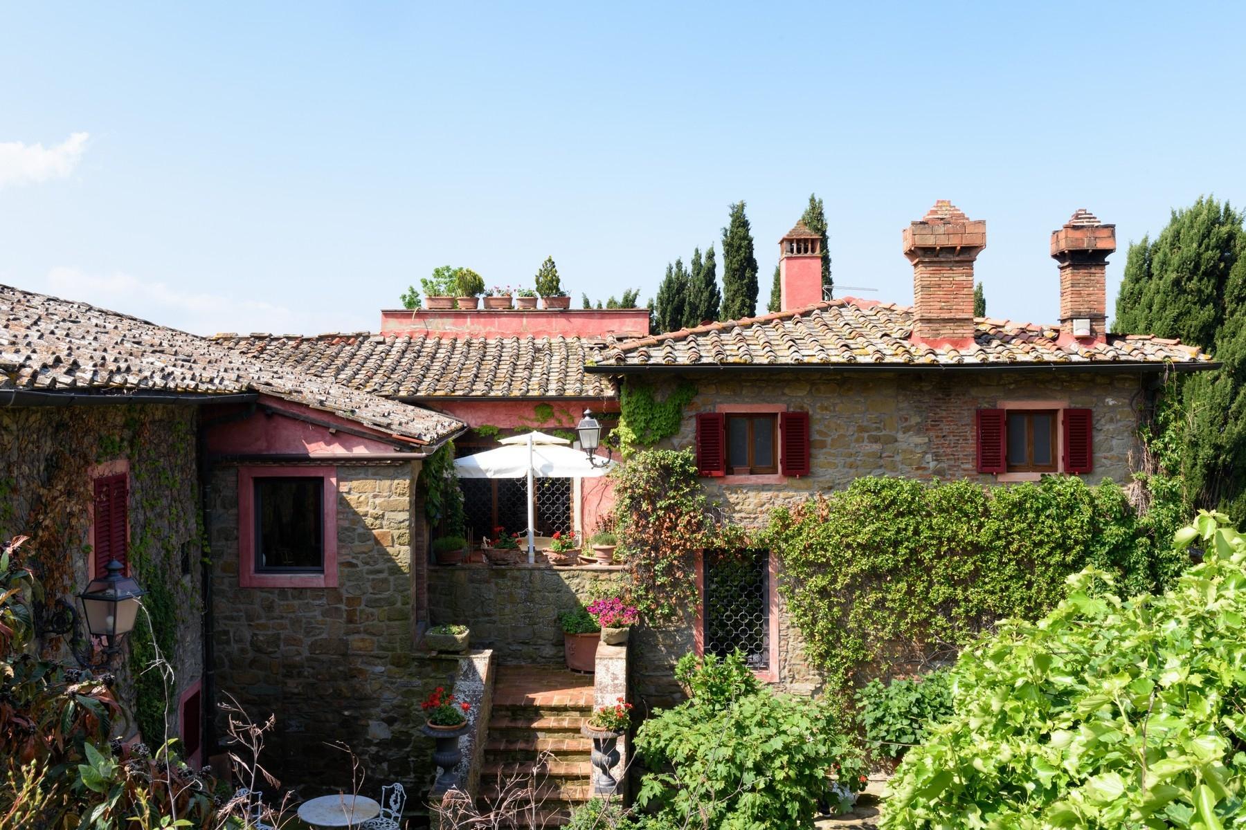 Wichtige Weinanbaubetriebe im Chianti-Gebiet - 2