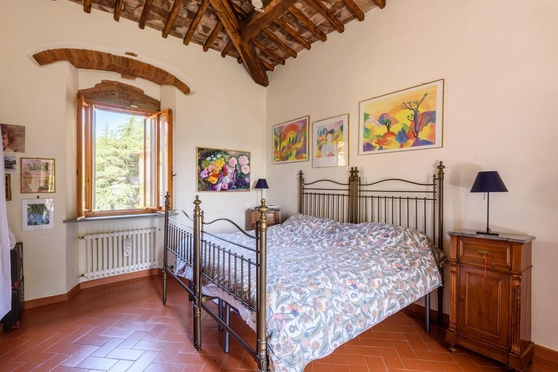 Important wine estate in Chianti - 17