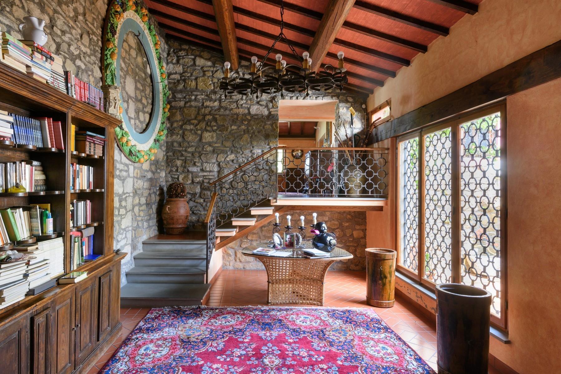 Wichtige Weinanbaubetriebe im Chianti-Gebiet - 4