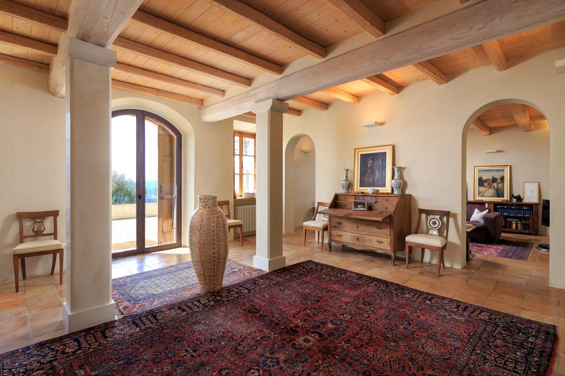 Lussuosa villa sulle colline Lucchesi - 4
