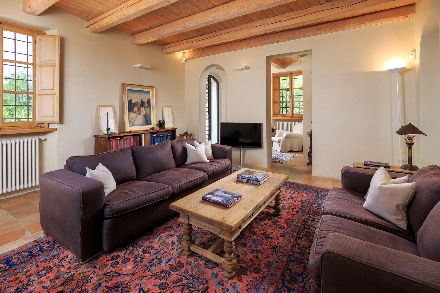 Lussuosa villa sulle colline Lucchesi - 7