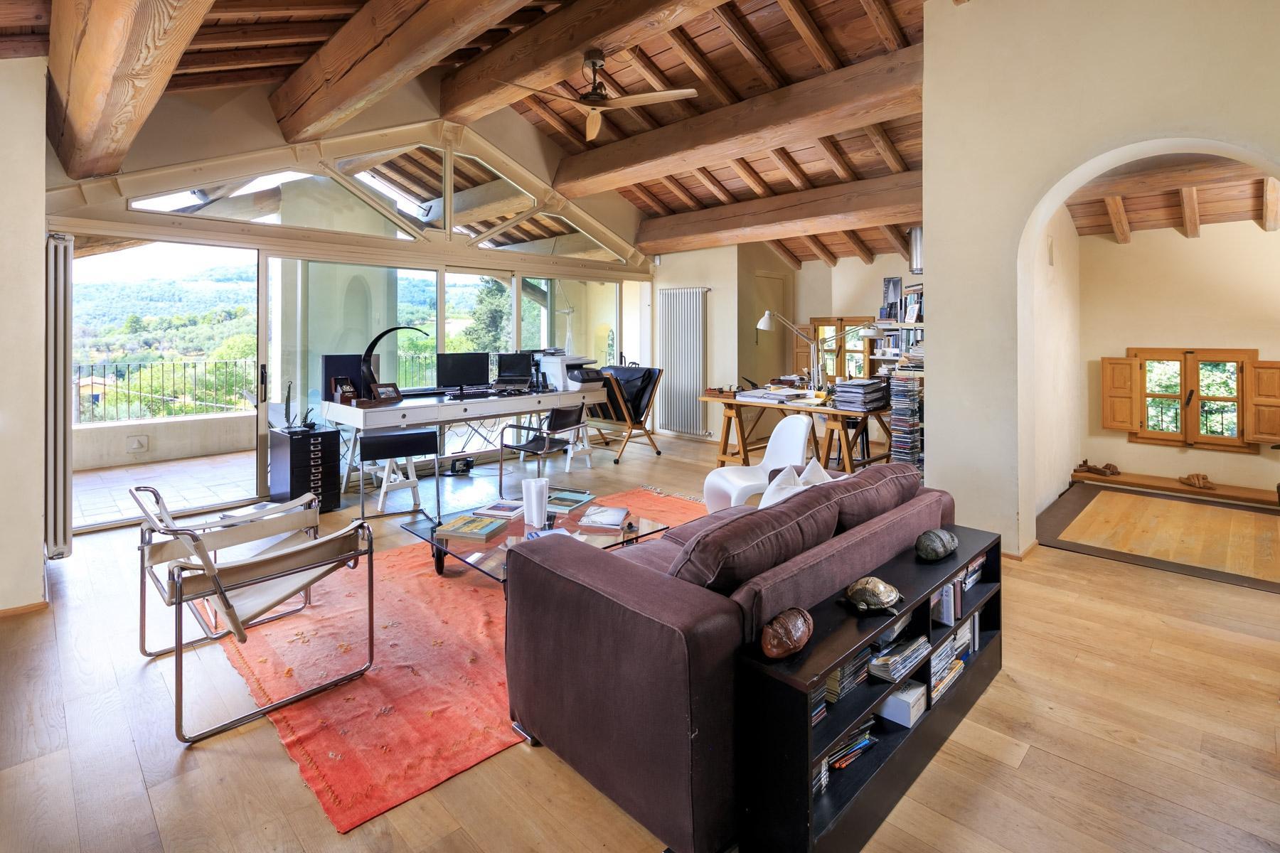 Lussuosa villa sulle colline Lucchesi - 8