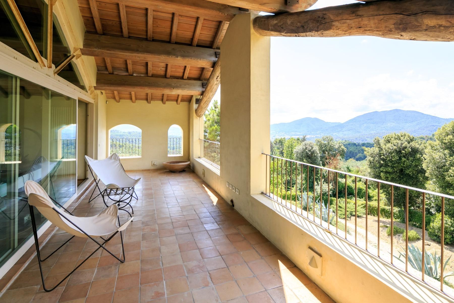 Lussuosa villa sulle colline Lucchesi - 3