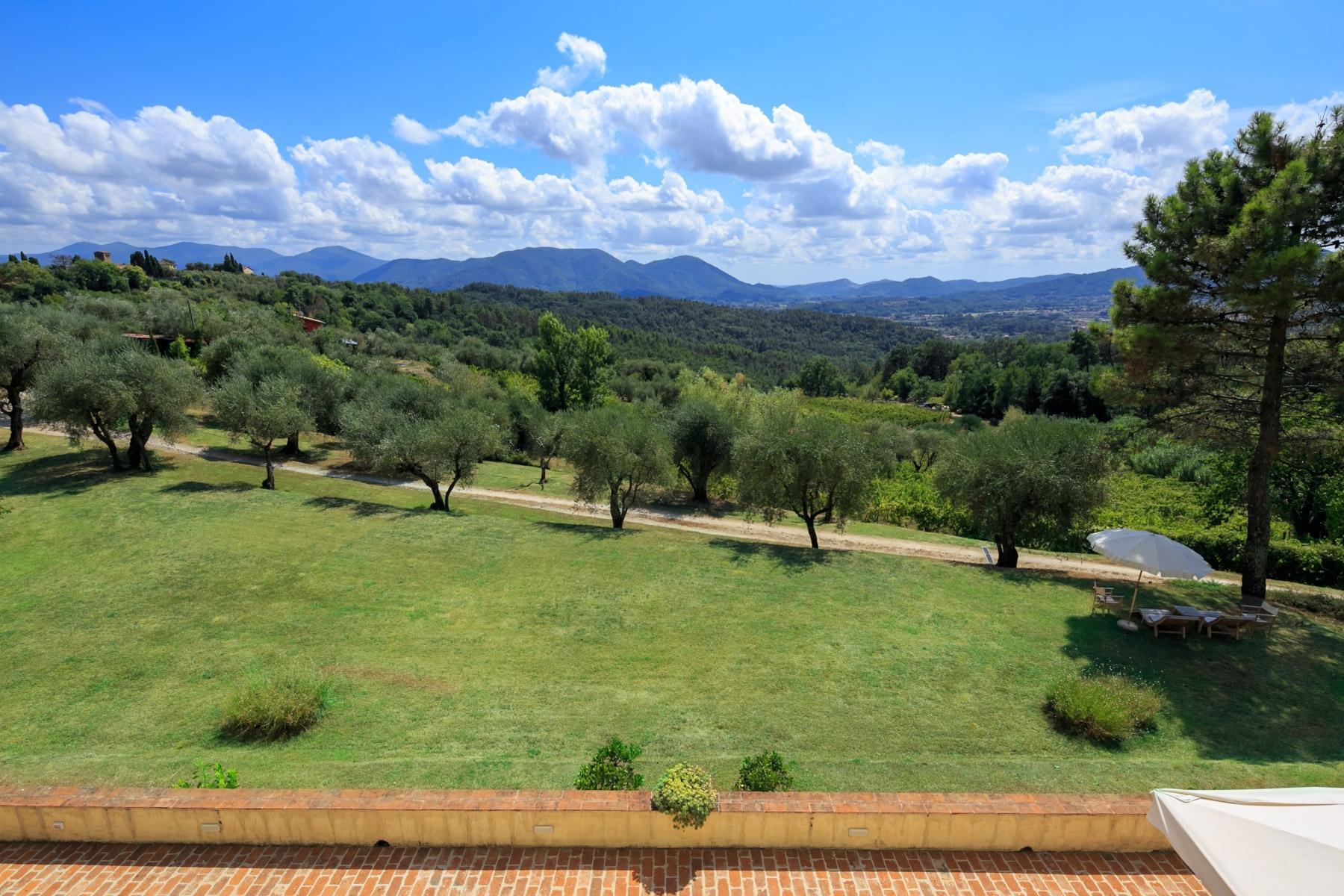 Luxus-Villa auf den Hügeln von Lucca - 13