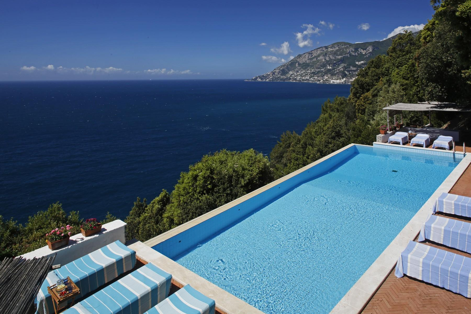 现代式别墅近Amalfitana海岸 - 5
