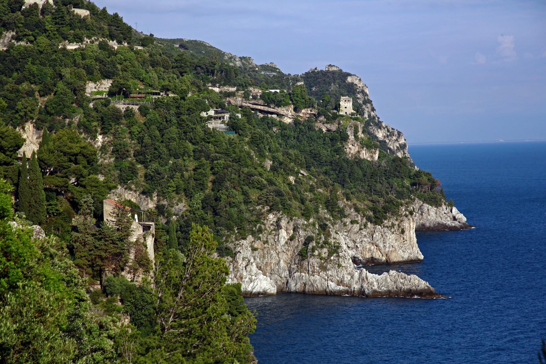 现代式别墅近Amalfitana海岸 - 4