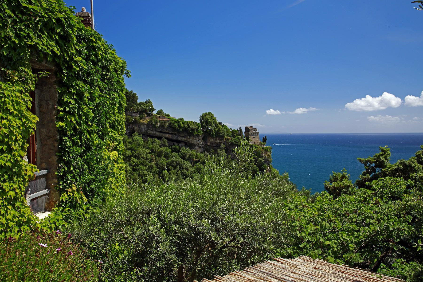 Villa pied dans l'eau in Costiera Amalfitana - 10