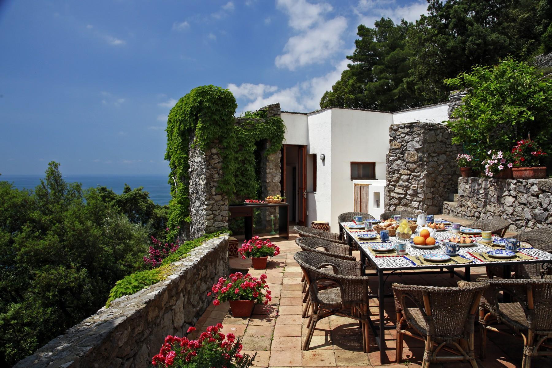 Villa pied dans l'eau in Costiera Amalfitana - 18