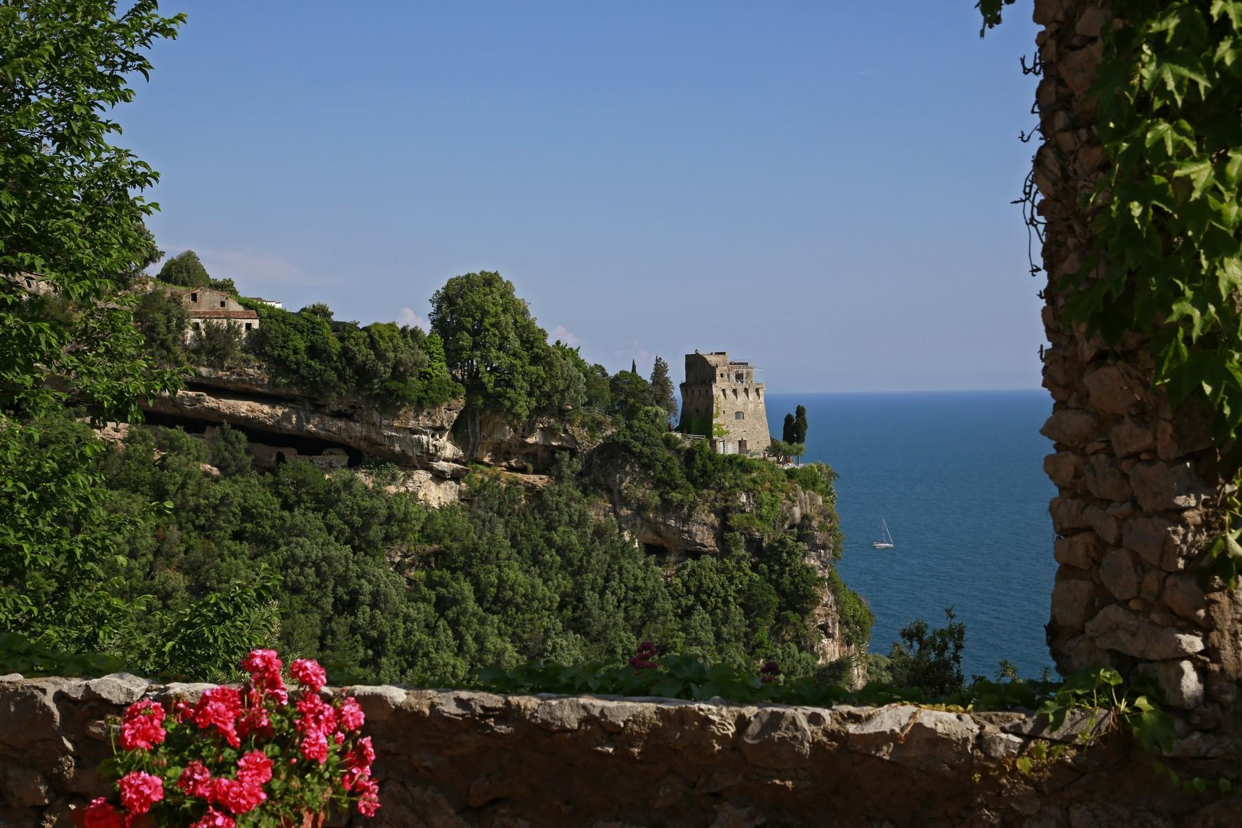Villa pied dans l'eau in Costiera Amalfitana - 21