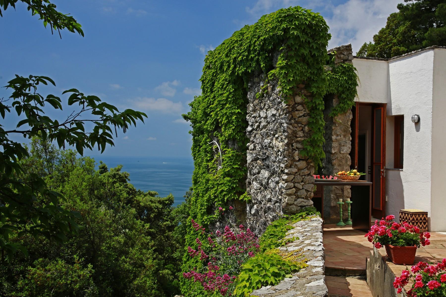 Villa pied dans l'eau in Costiera Amalfitana - 22