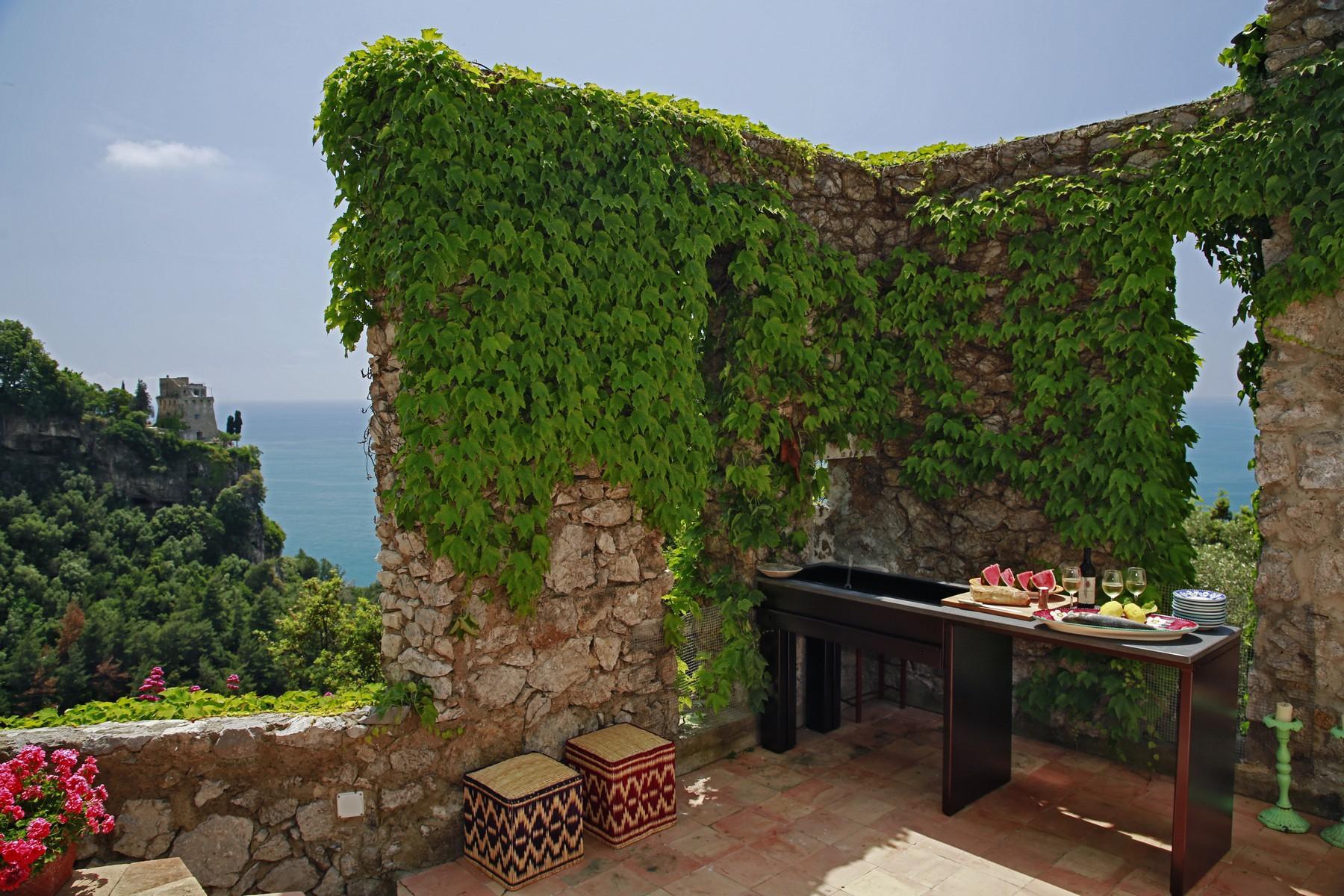Villa pied dans l'eau in Costiera Amalfitana - 17