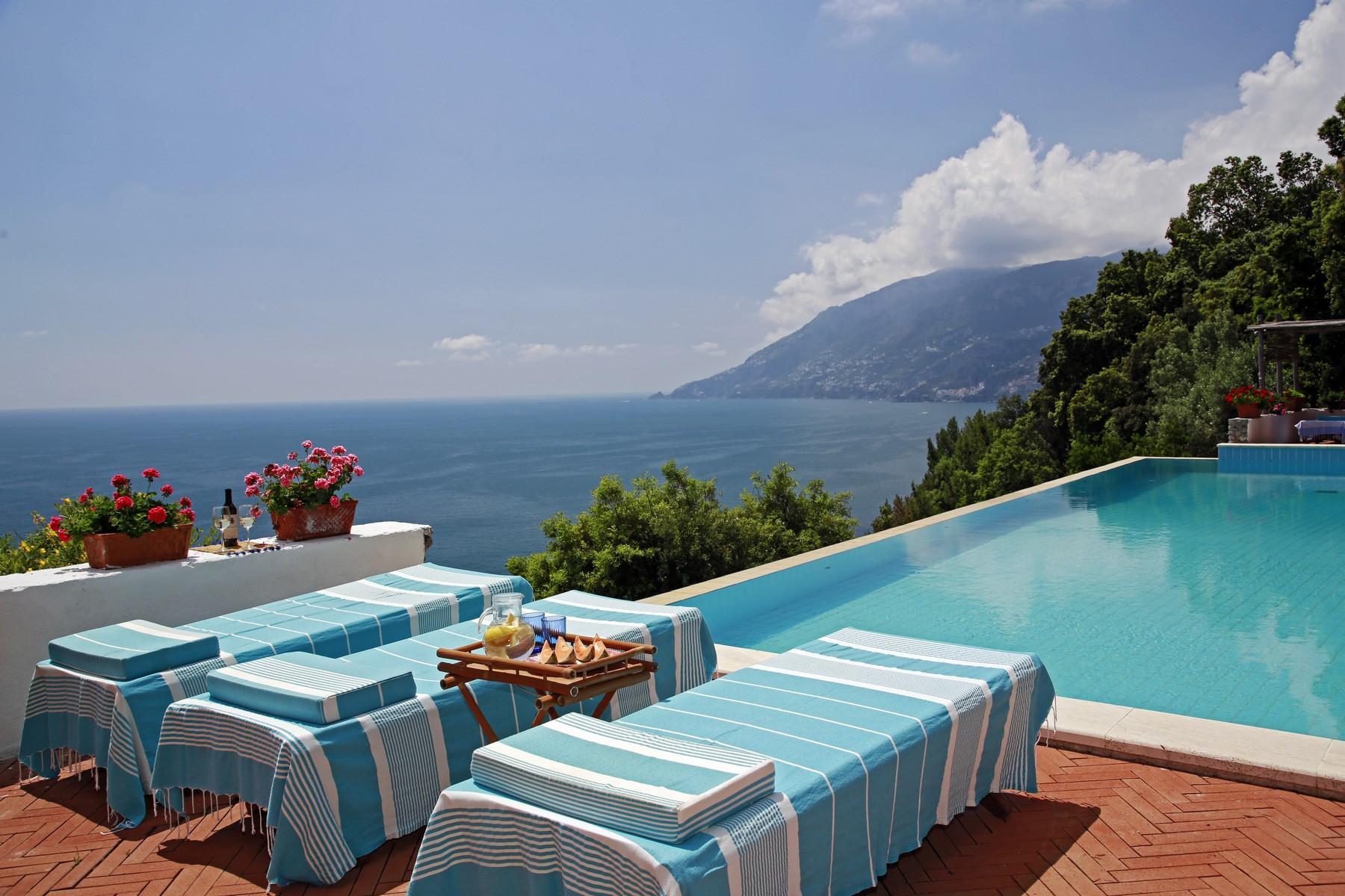 现代式别墅近Amalfitana海岸 - 1
