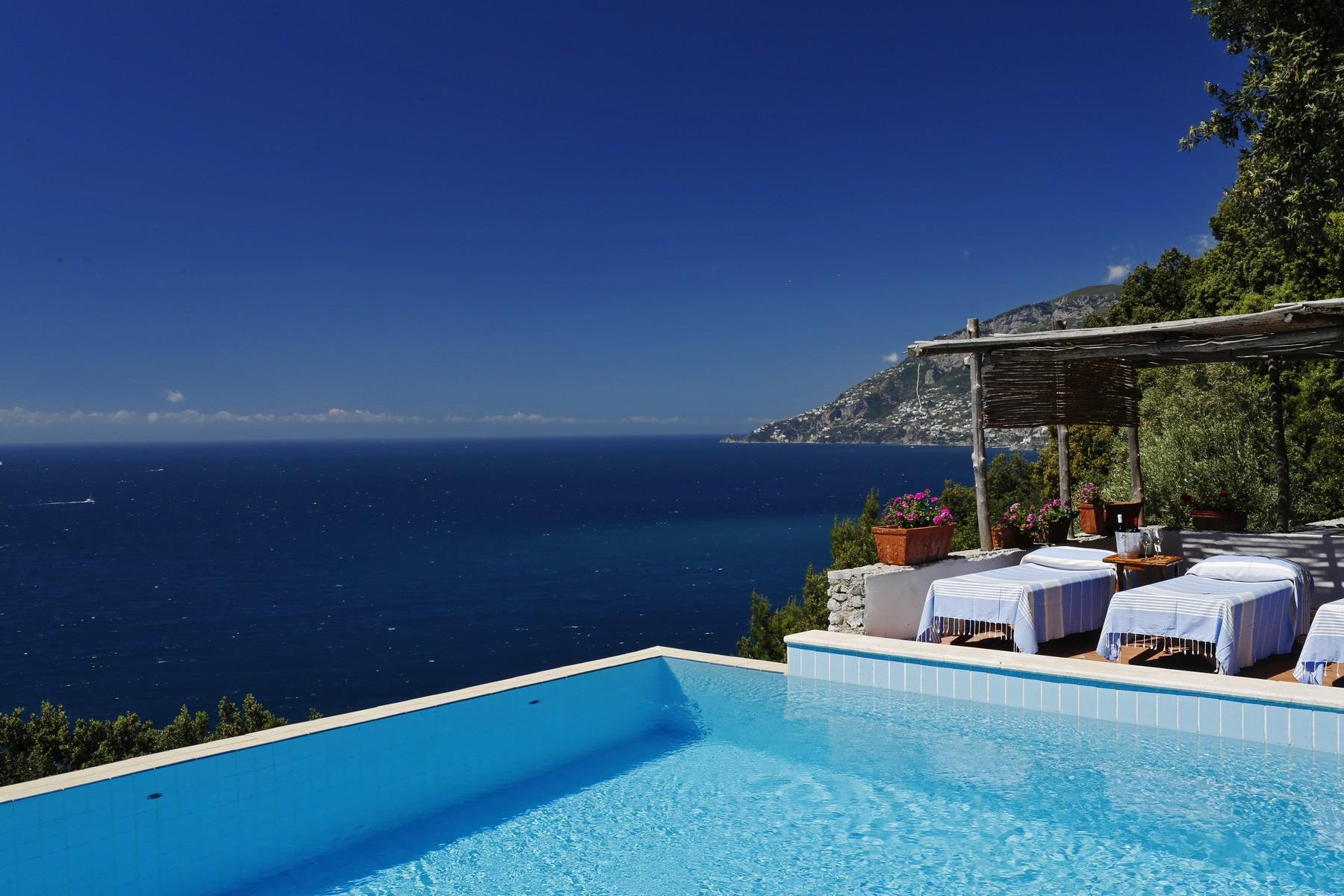 现代式别墅近Amalfitana海岸 - 6