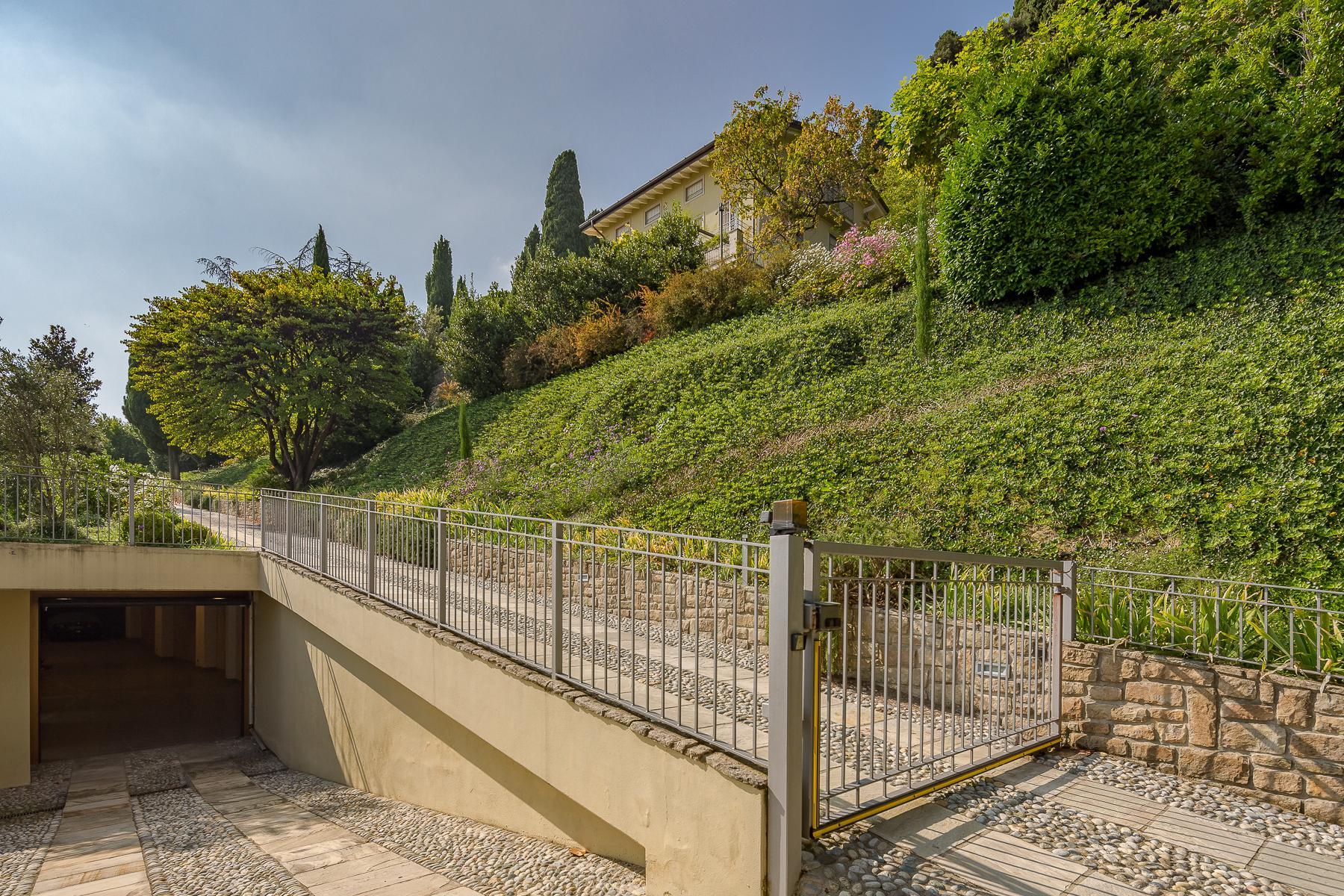 Прекрасная вилла на холмах Bergamo Alta - 14