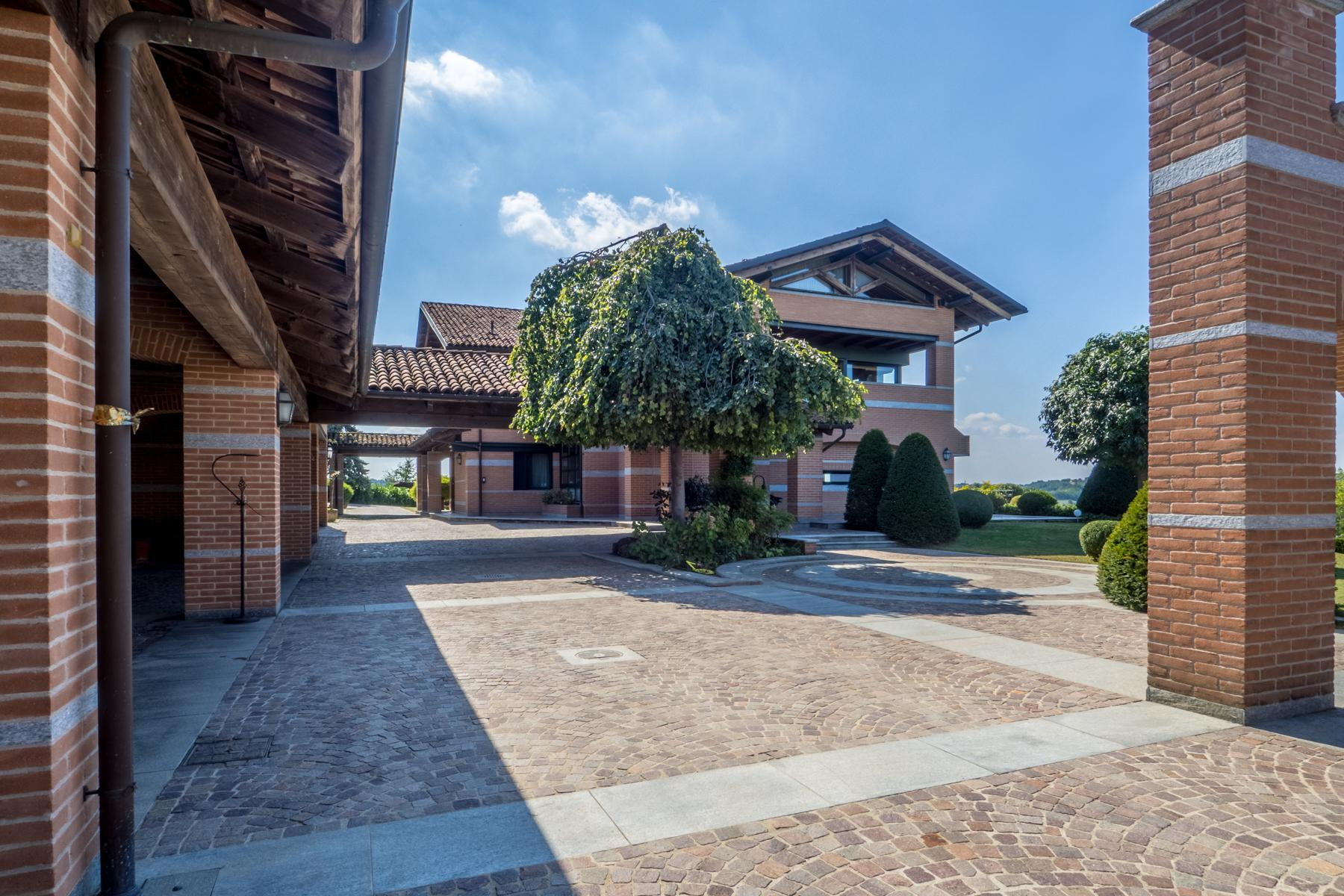 Wonderful modern villa on the hills of Monferrato - 3