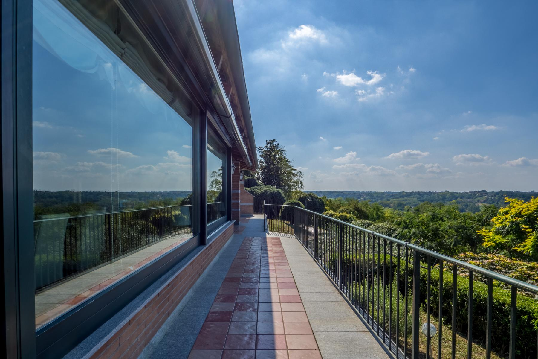 Wonderful modern villa on the hills of Monferrato - 2